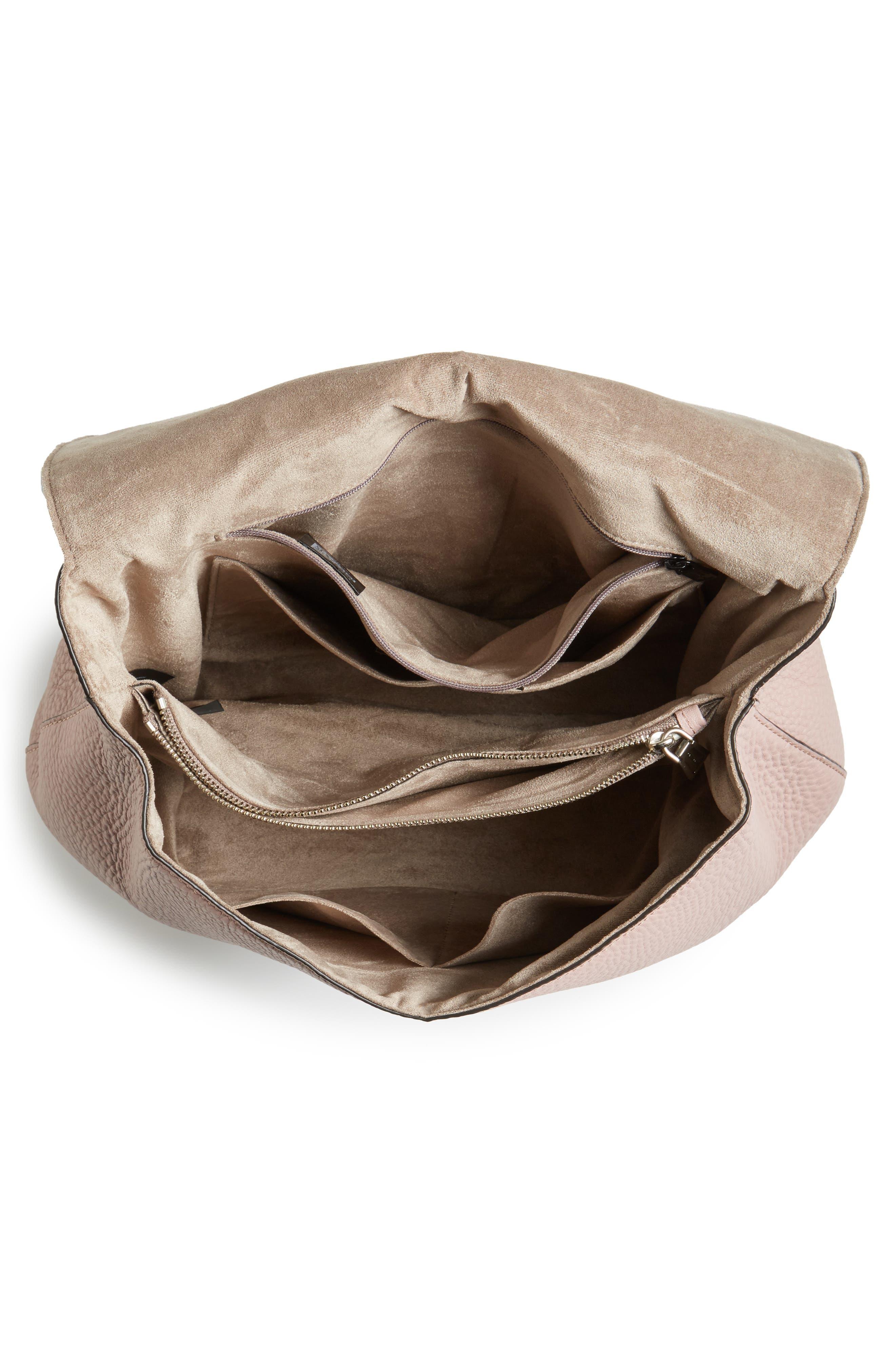Alternate Image 4  - Rebecca Minkoff Darren Convertible Leather Backpack