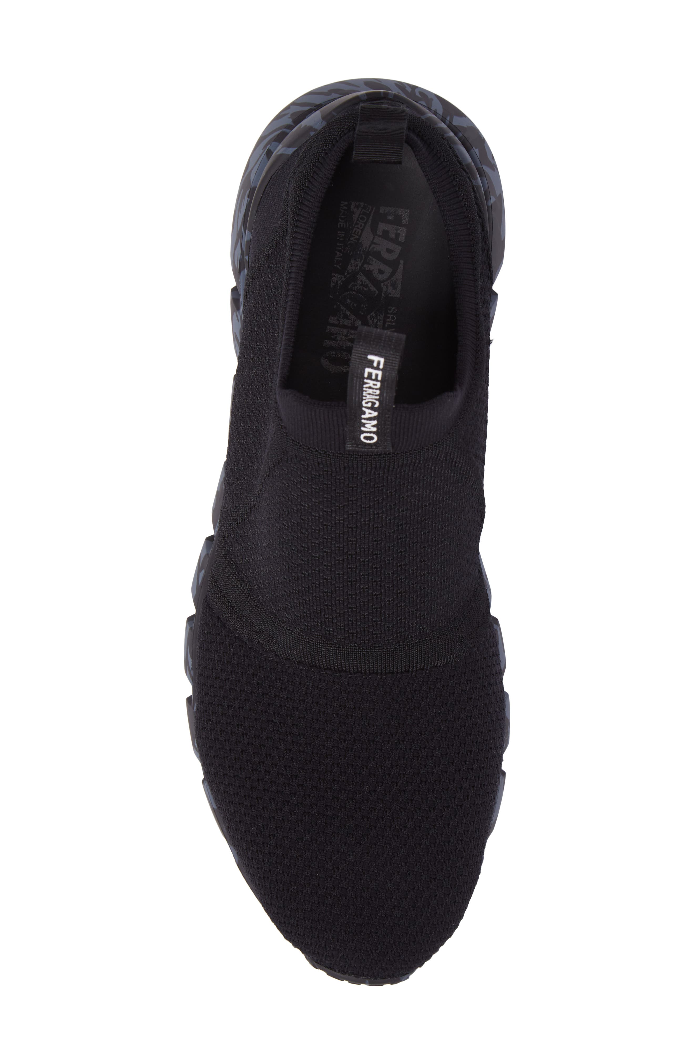 Cary Slip-On,                             Alternate thumbnail 5, color,                             Nero
