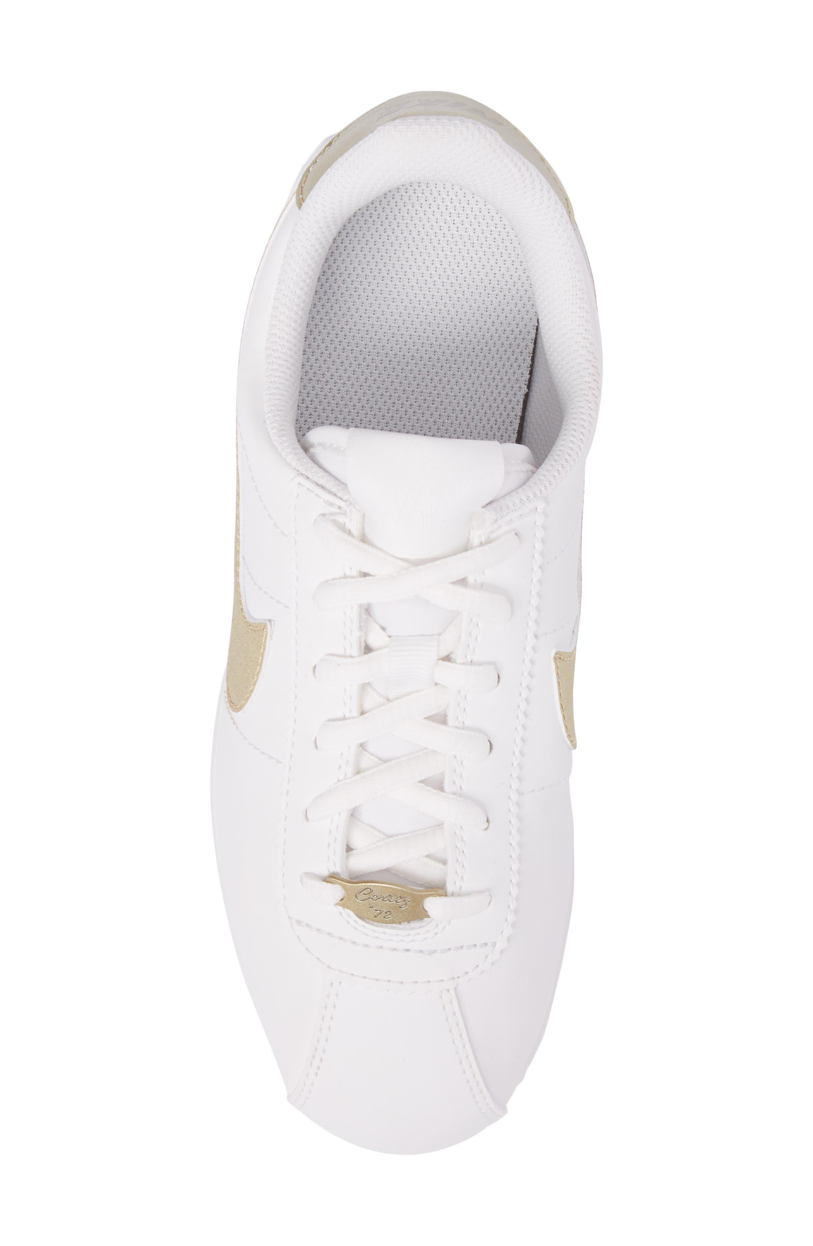 Alternate Image 5  - Nike Cortez Basic SL Sneaker (Toddler, Little Kid & Big Kid)