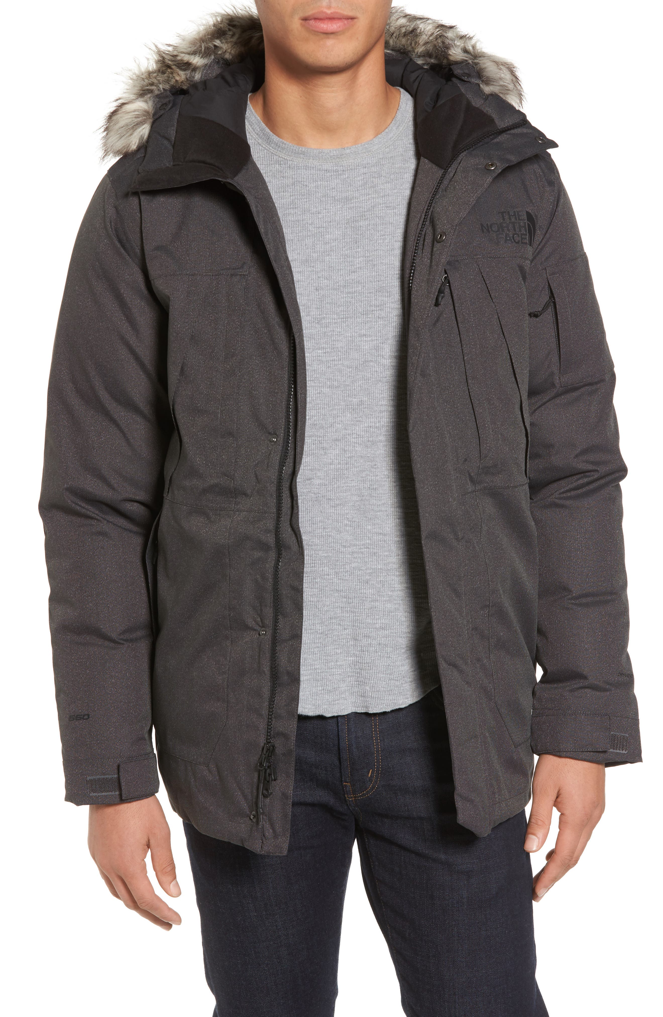 The North Face Outer Boroughs Waterproof Parka