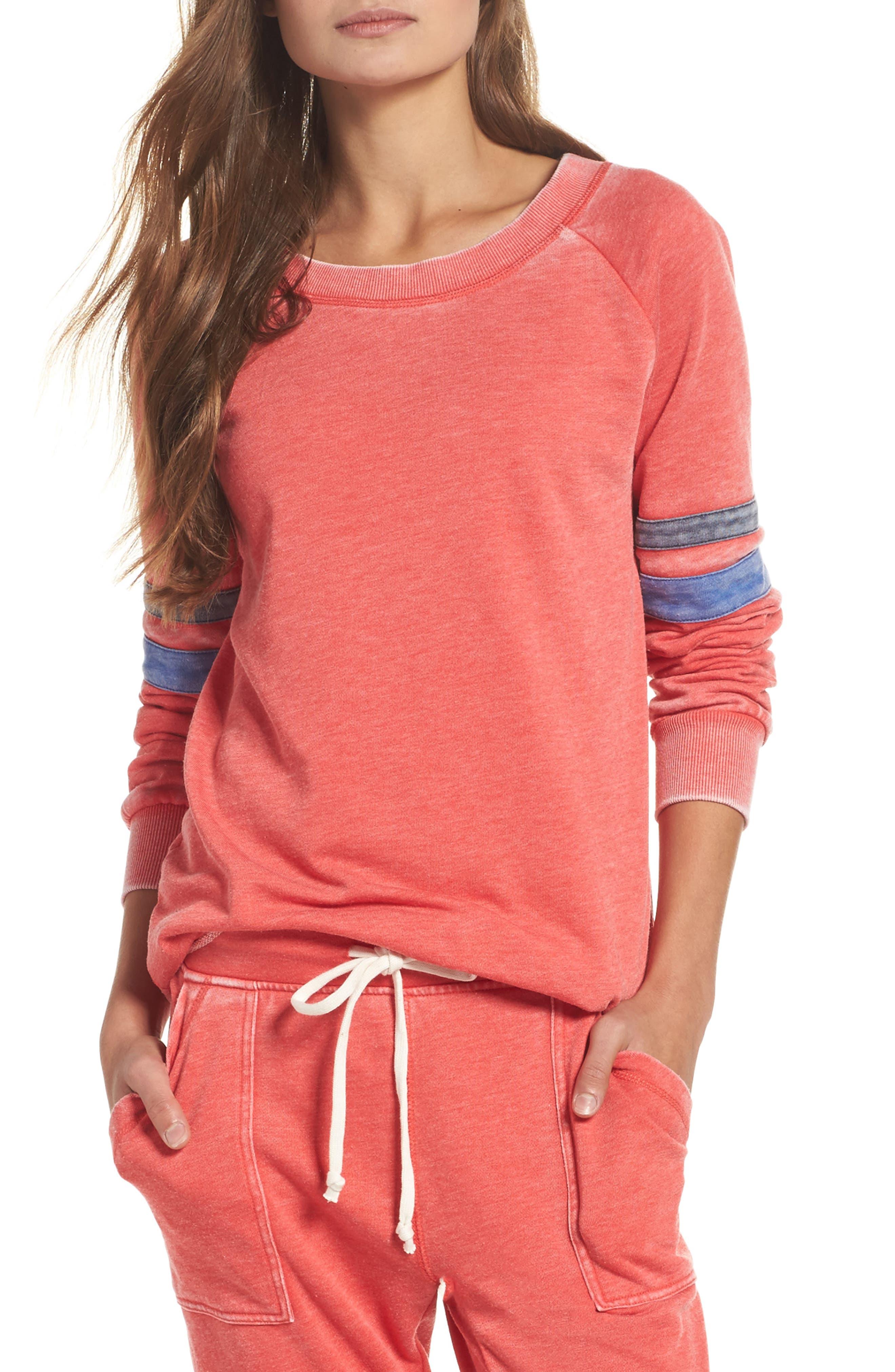 Alternate Image 1 Selected - Alternative Lazy Day Sweatshirt