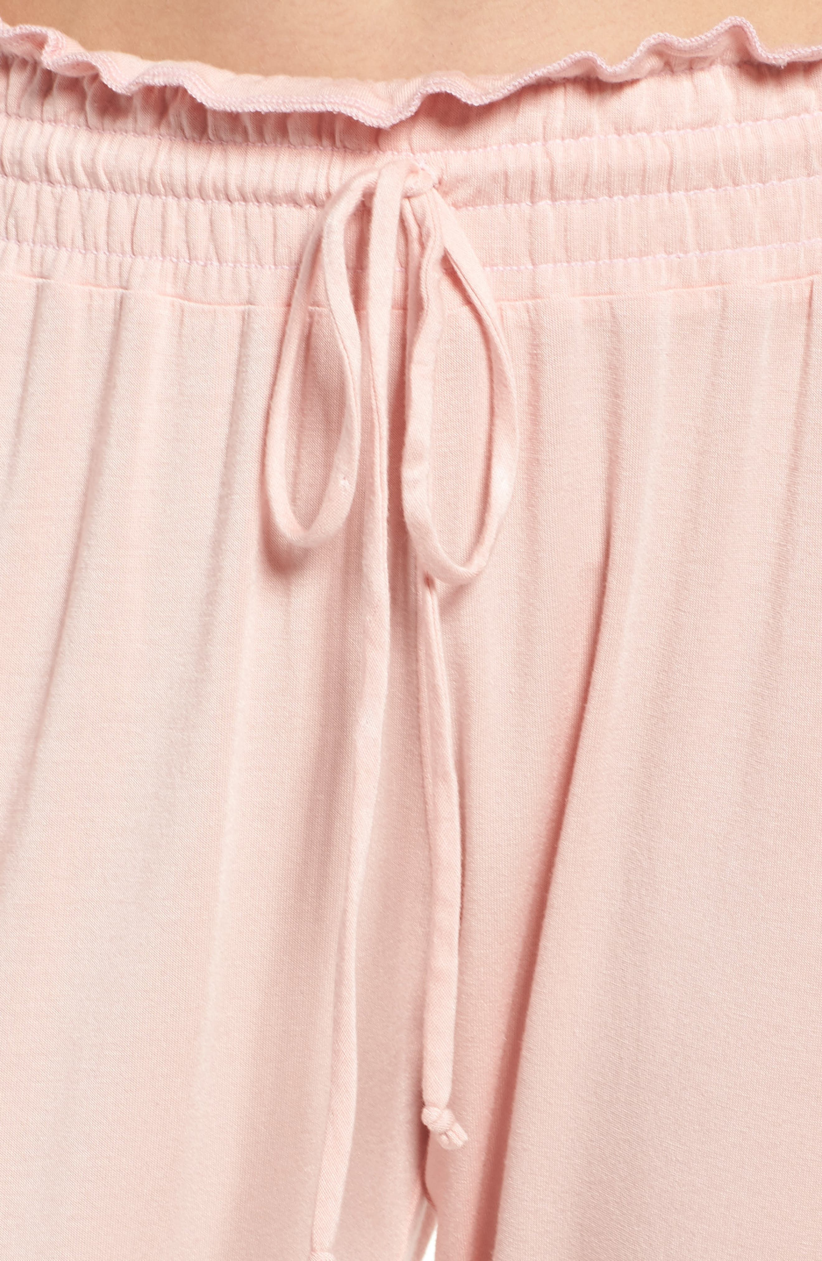 Bella Pants,                             Alternate thumbnail 6, color,                             Dream Pink