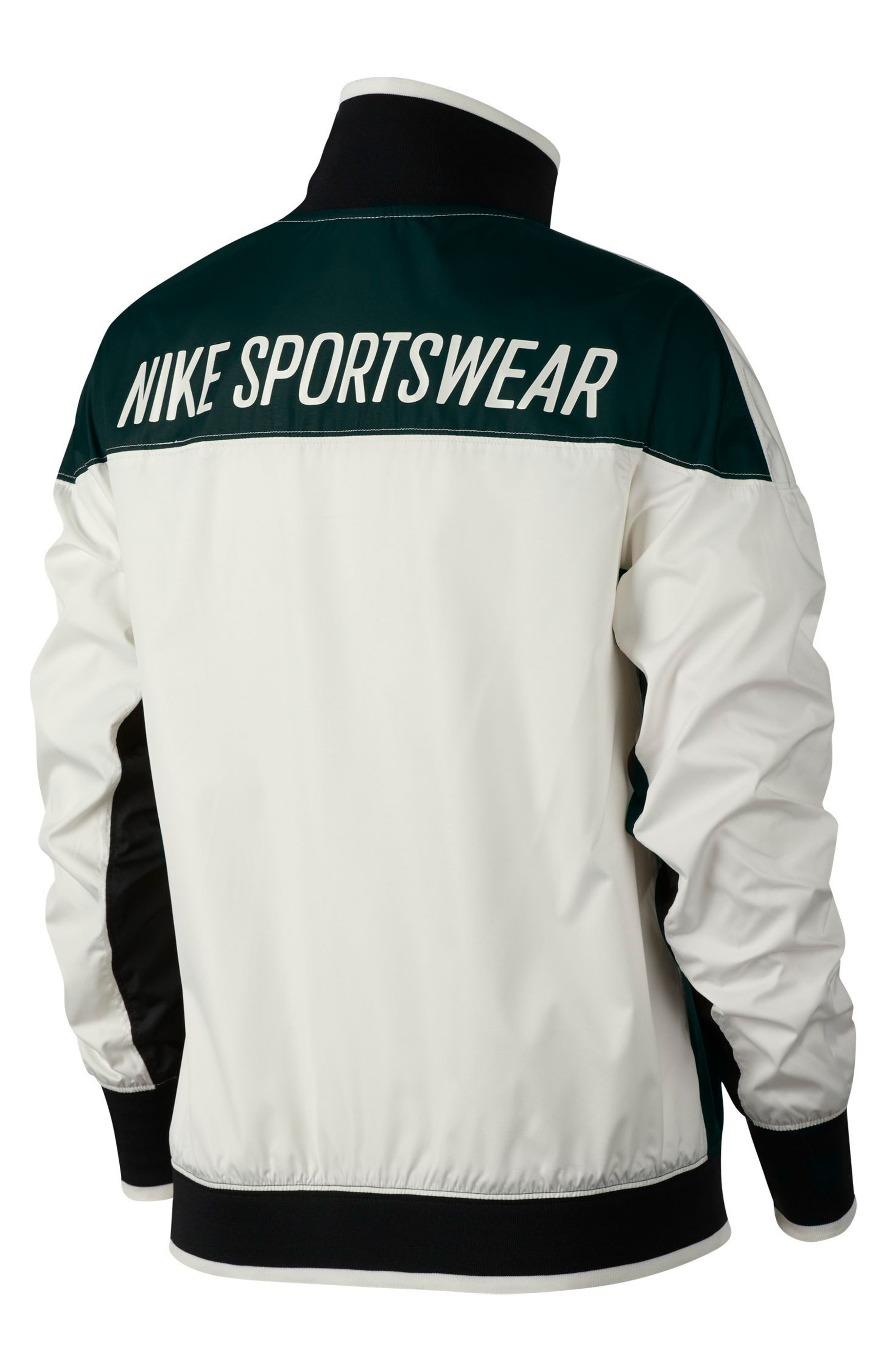 Alternate Image 2  - Nike Sportswear Women's Full Zip Jacket