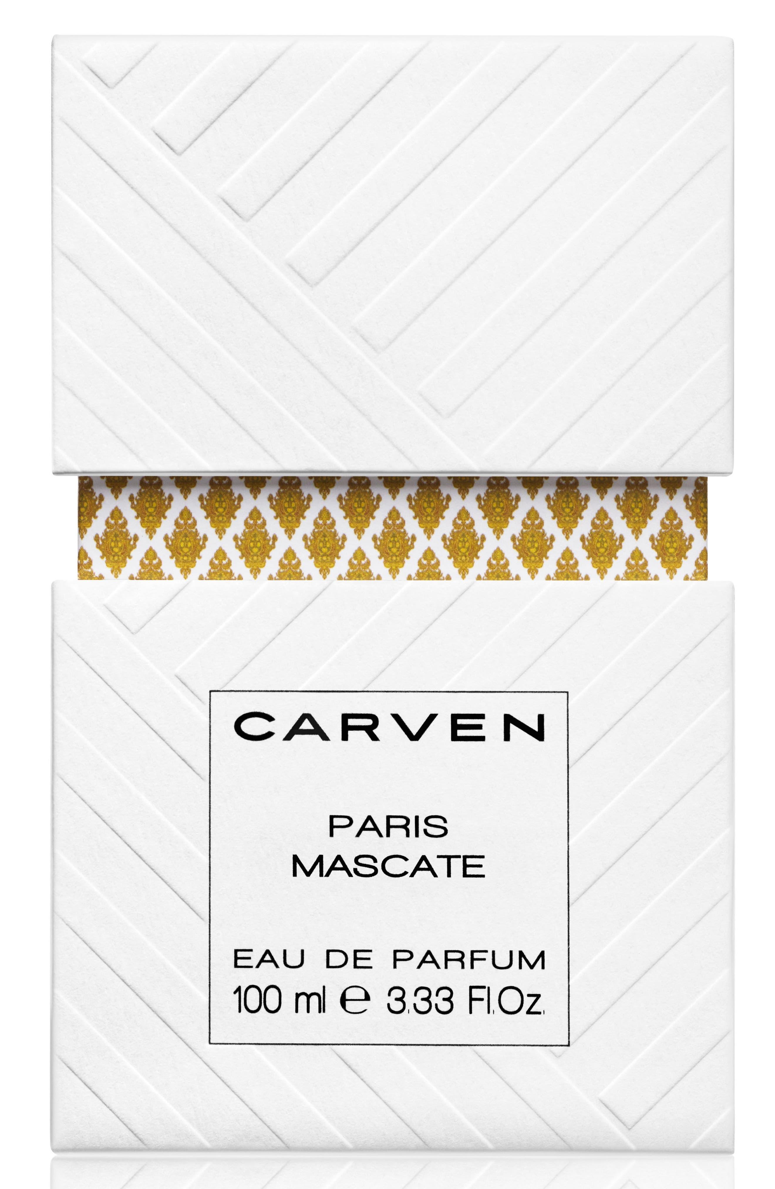 Alternate Image 6  - Carven Mascate Eau de Parfum