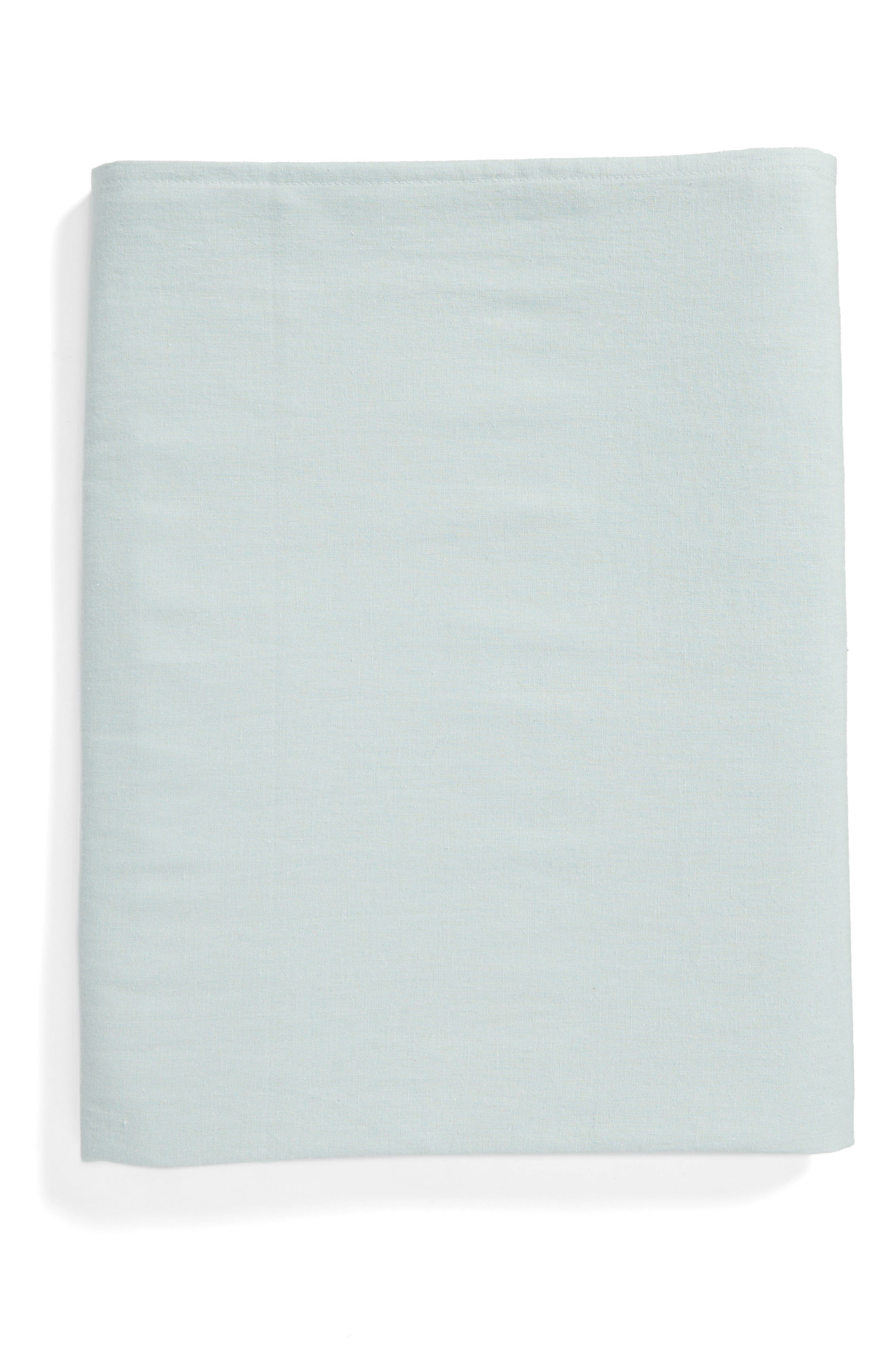 Levtex Washed Linen Tablecloth