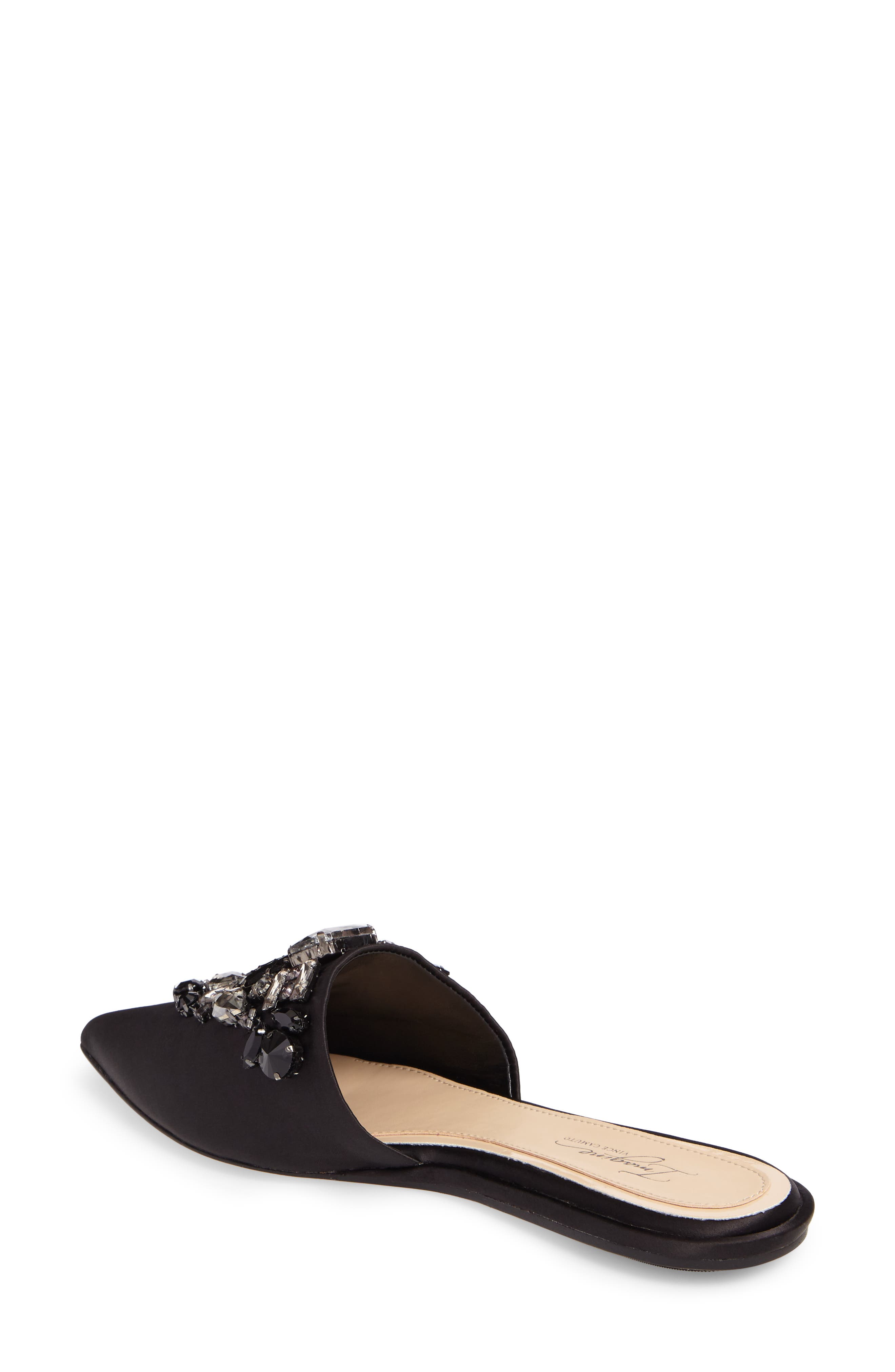 Alternate Image 2  - Imagine Vince Camuto Caide Embellished Mule (Women)