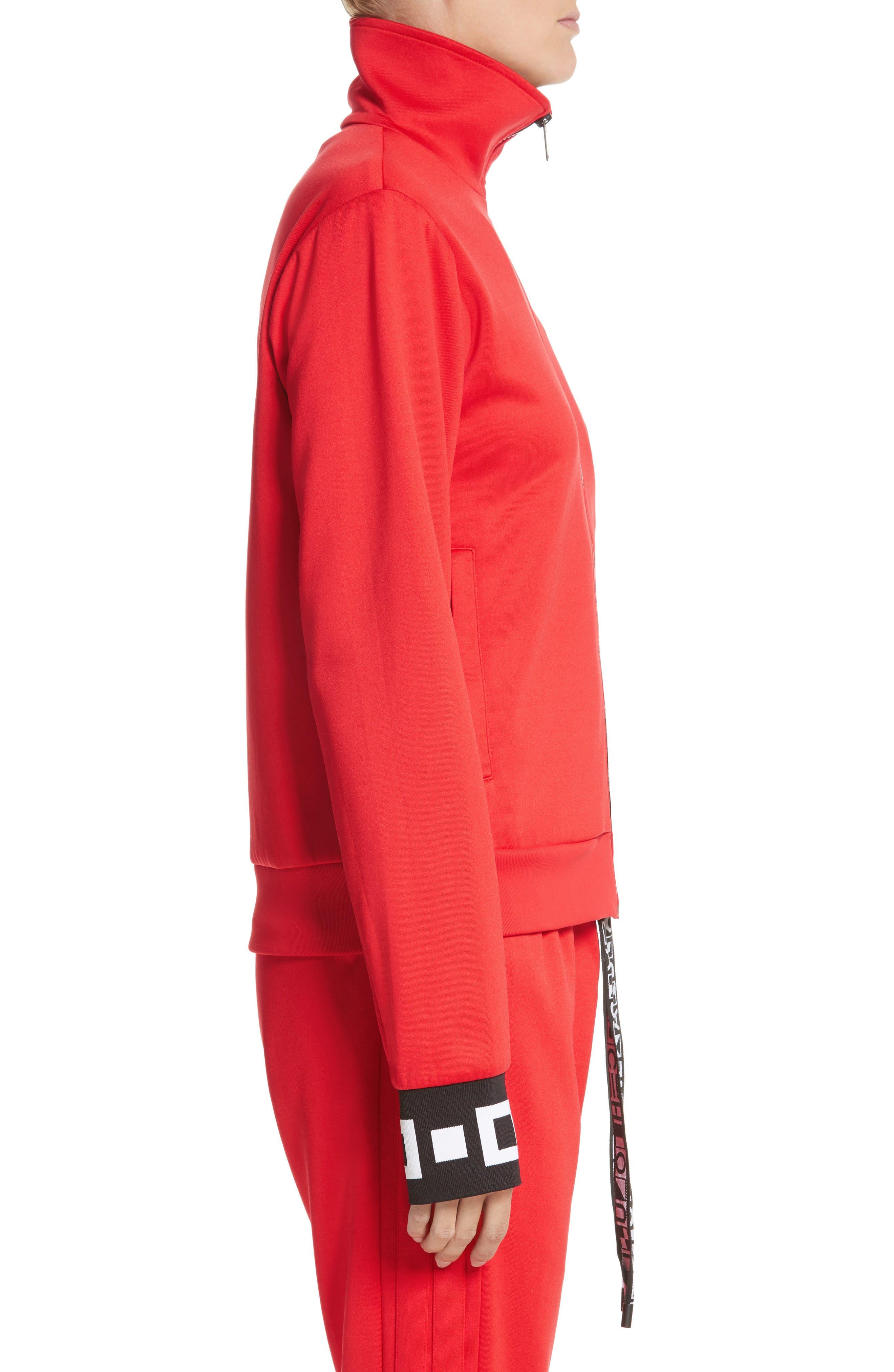 Alternate Image 4  - Proenza Schouler PSWL Jersey Track Jacket