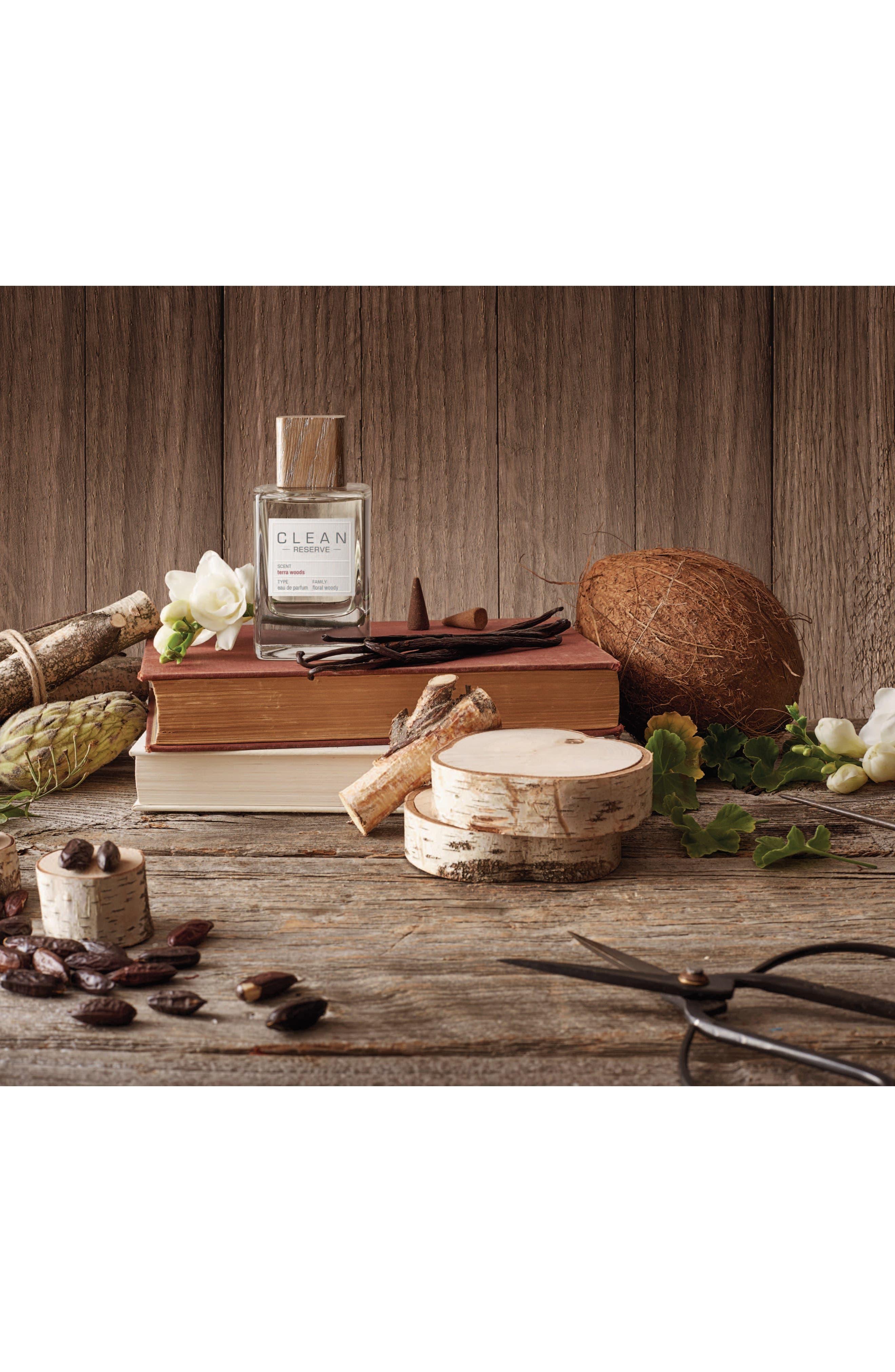 Alternate Image 3  - Clean Reserve Terra Woods Eau de Parfum