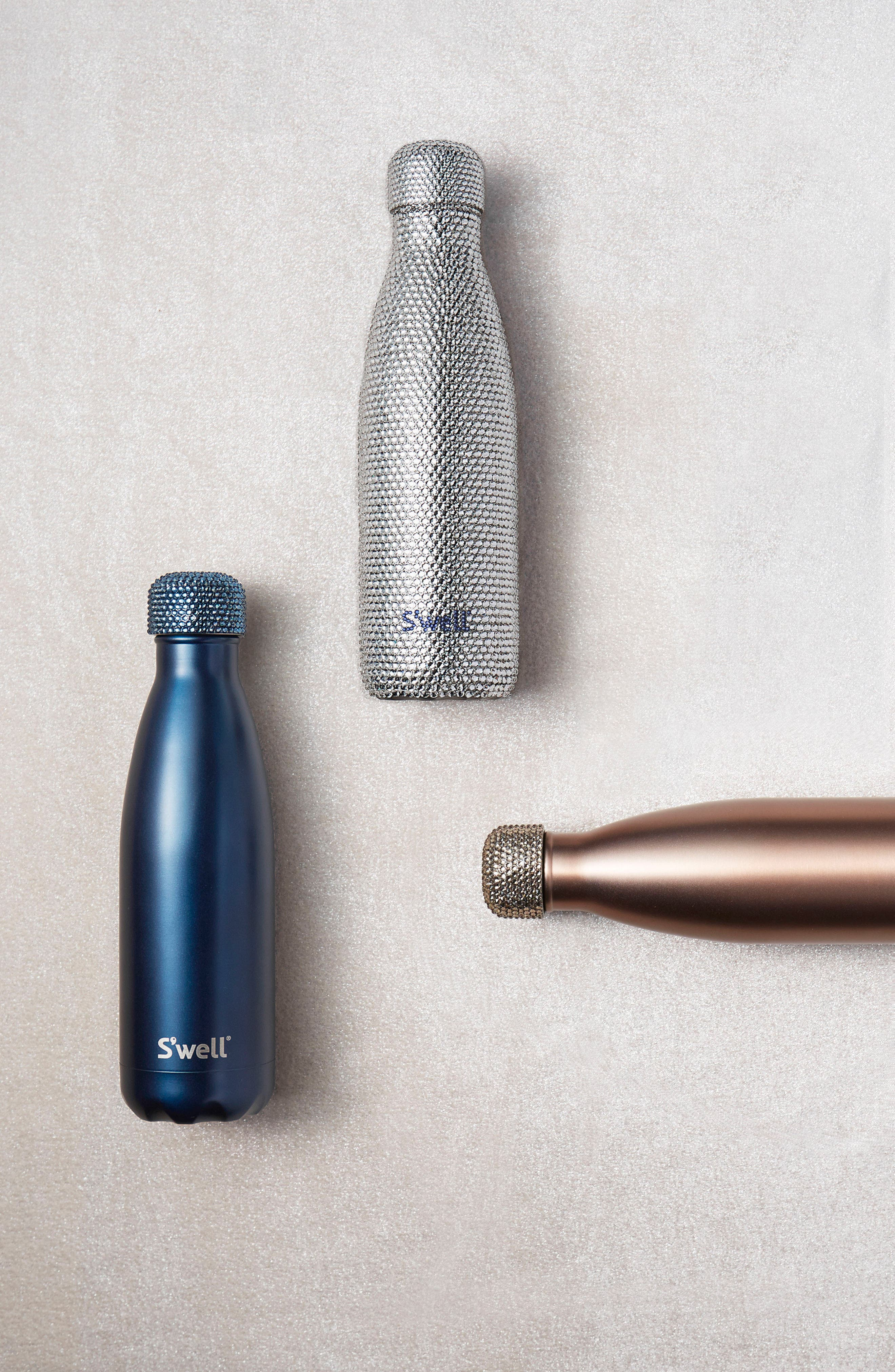 Alina Swarovski Crystal Insulated Stainless Steel Water Bottle,                             Alternate thumbnail 5, color,                             Alina