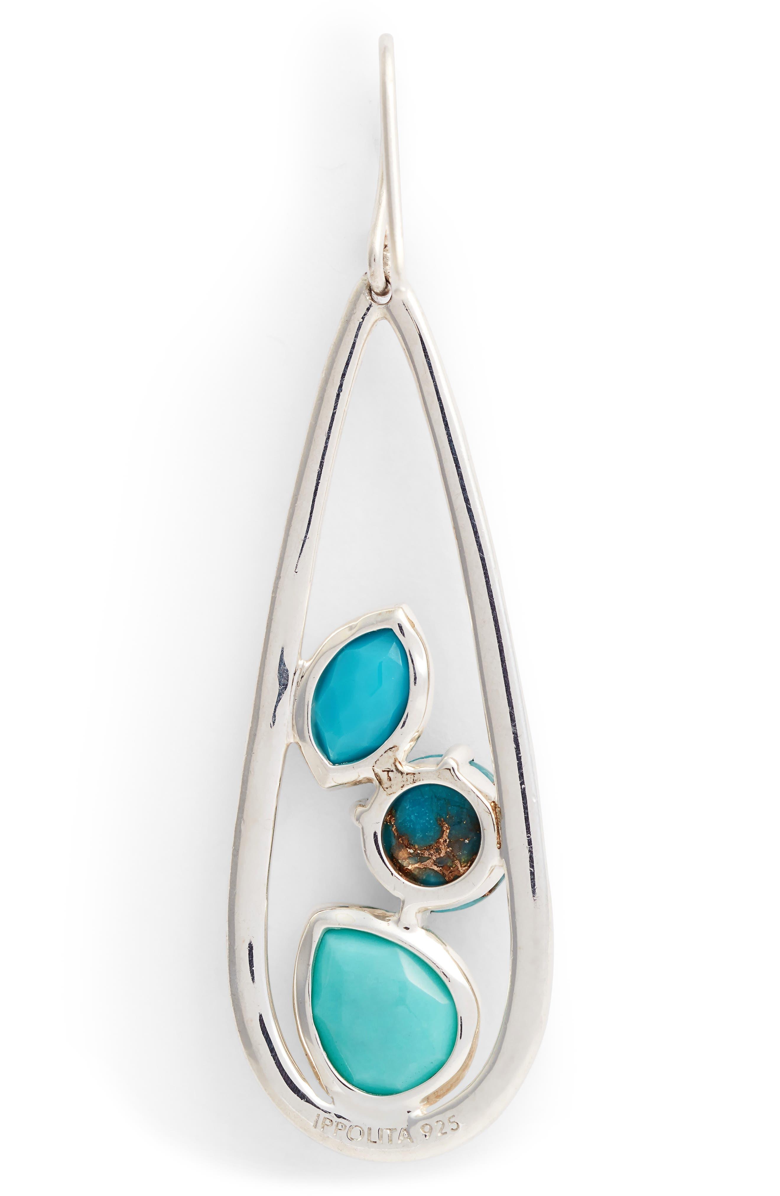 Alternate Image 2  - Ippolita Rock Candy Teardrop Earrings
