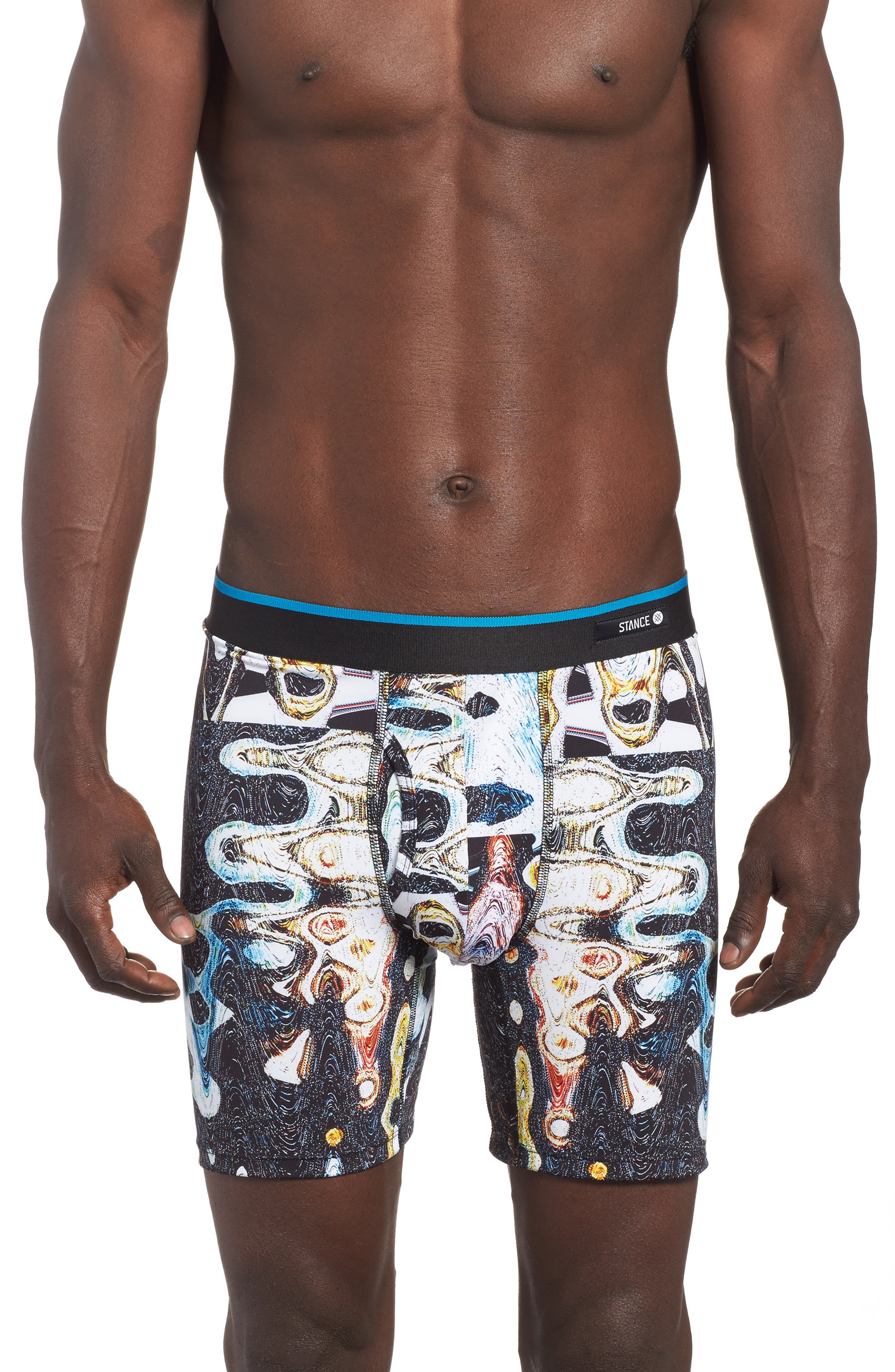 Main Image - Stance Oil Slick Boxer Briefs