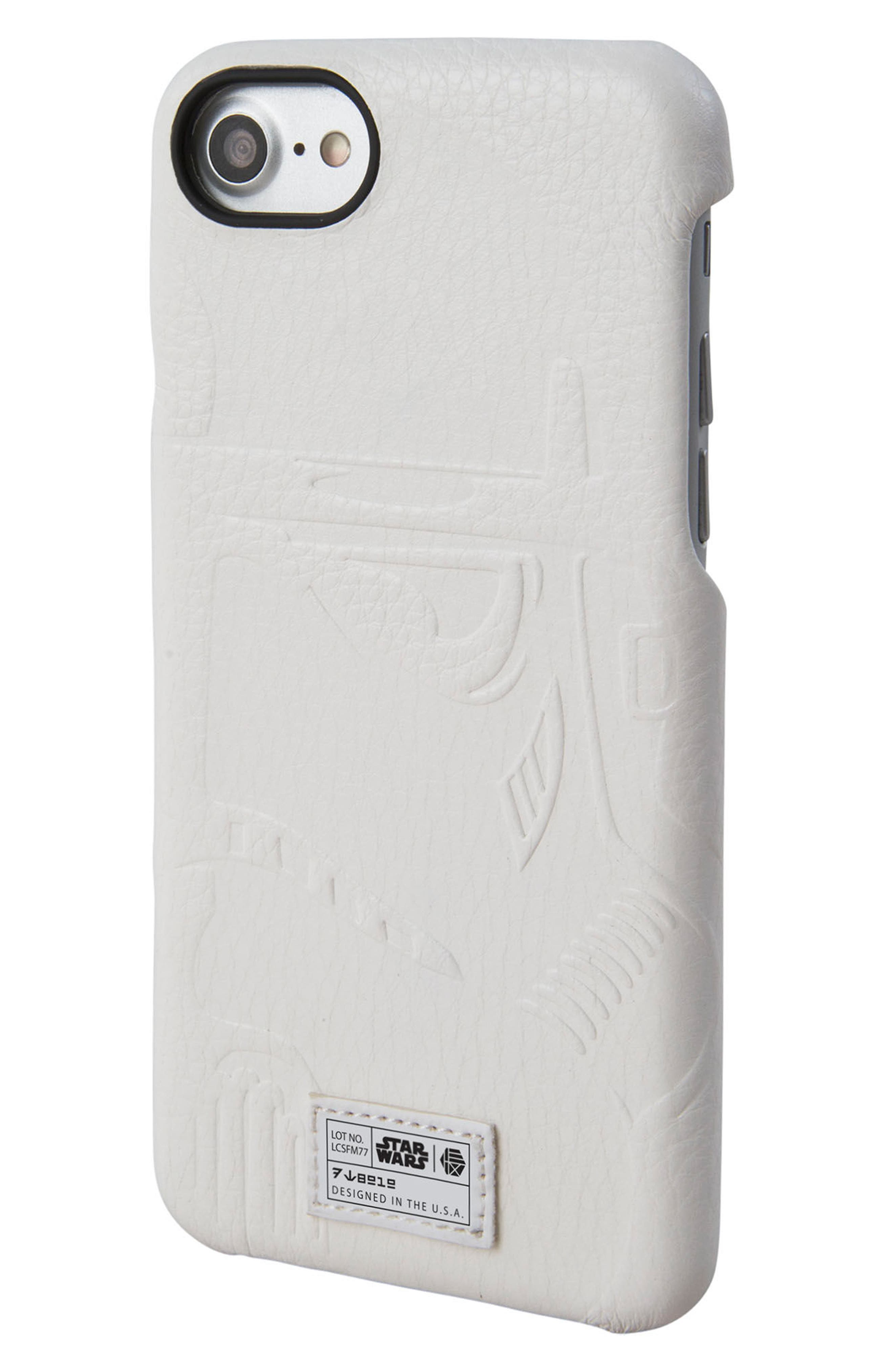 Stormtrooper iPhone 6/6s/7/8 Case,                         Main,                         color, White