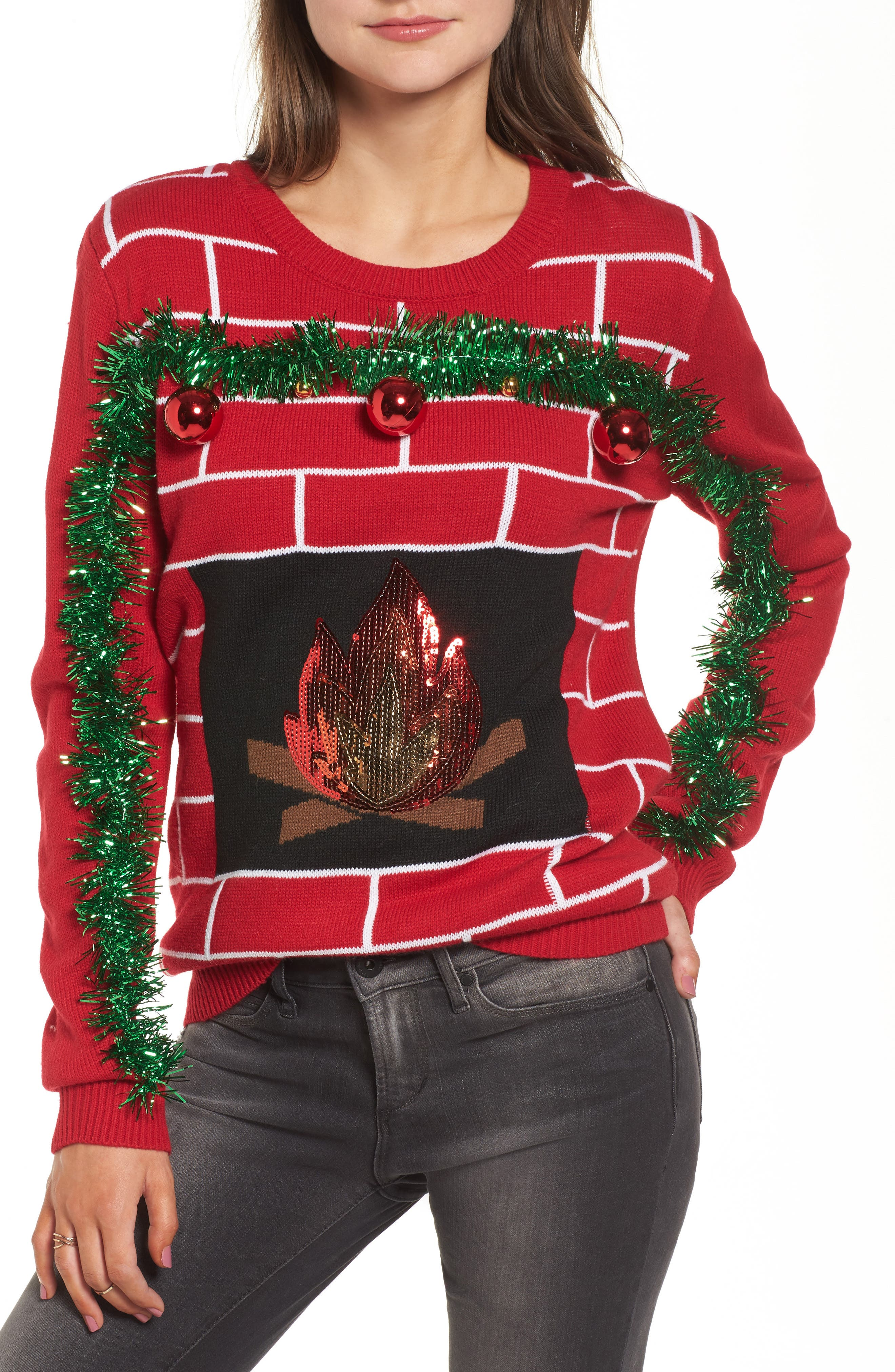 Ten Sixty Sherman Fireplace Sweater