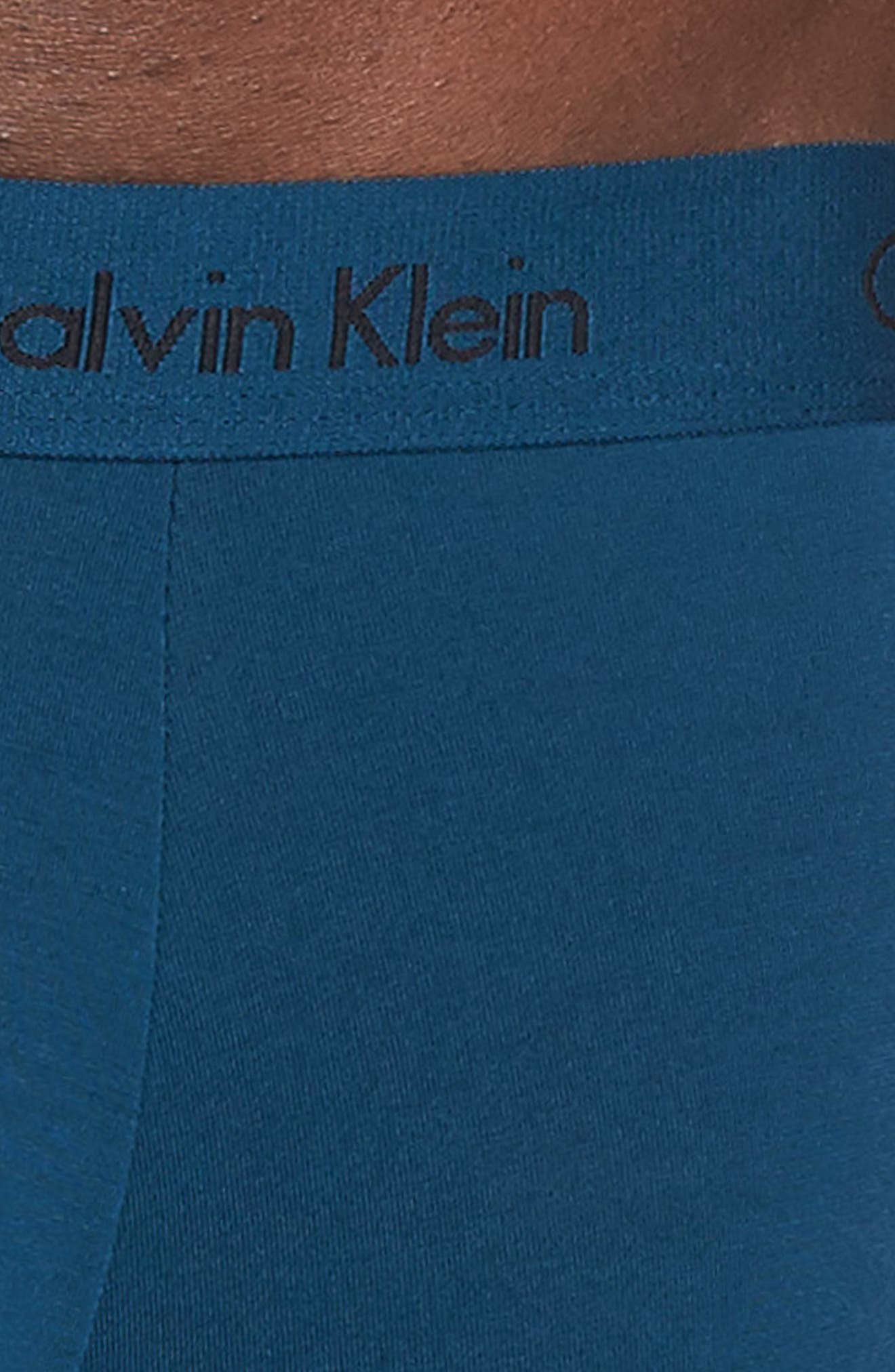 Alternate Image 4  - Calvin Klein U5555 Micromodal Boxer Briefs