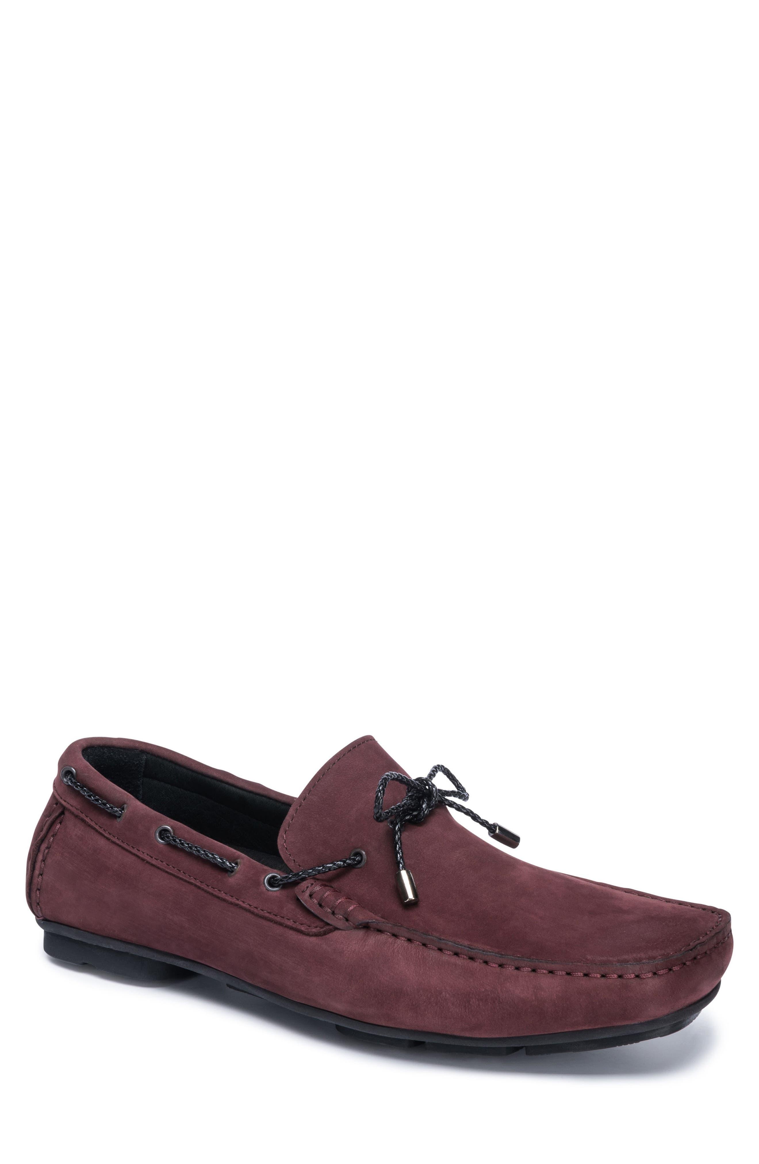 Bugatchi Napoli Driving Shoe (Men)