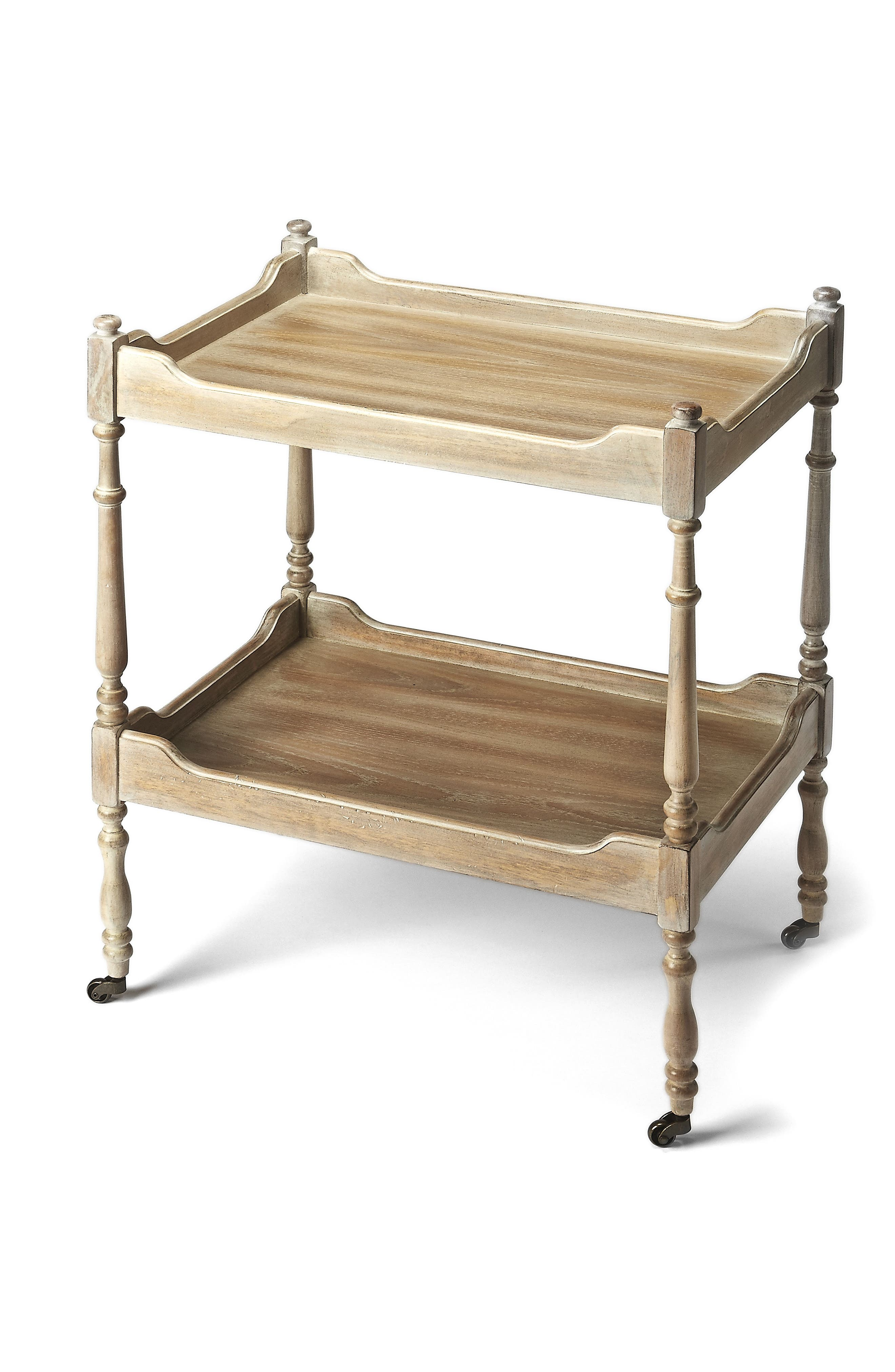The Butler Serving Cart,                         Main,                         color, Grey