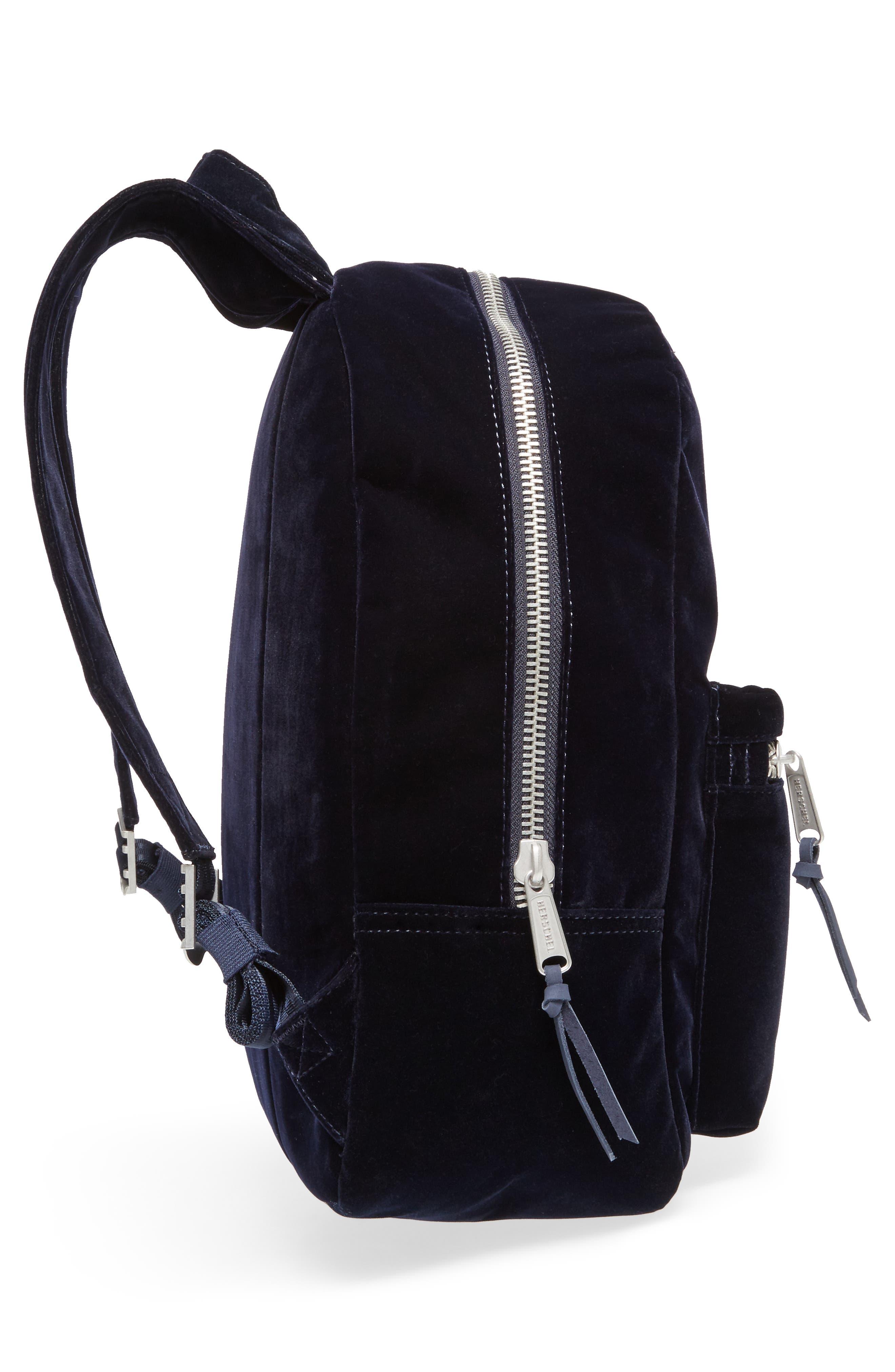Alternate Image 5  - Herschel Supply Co. X-Small Velvet Grove Backpack