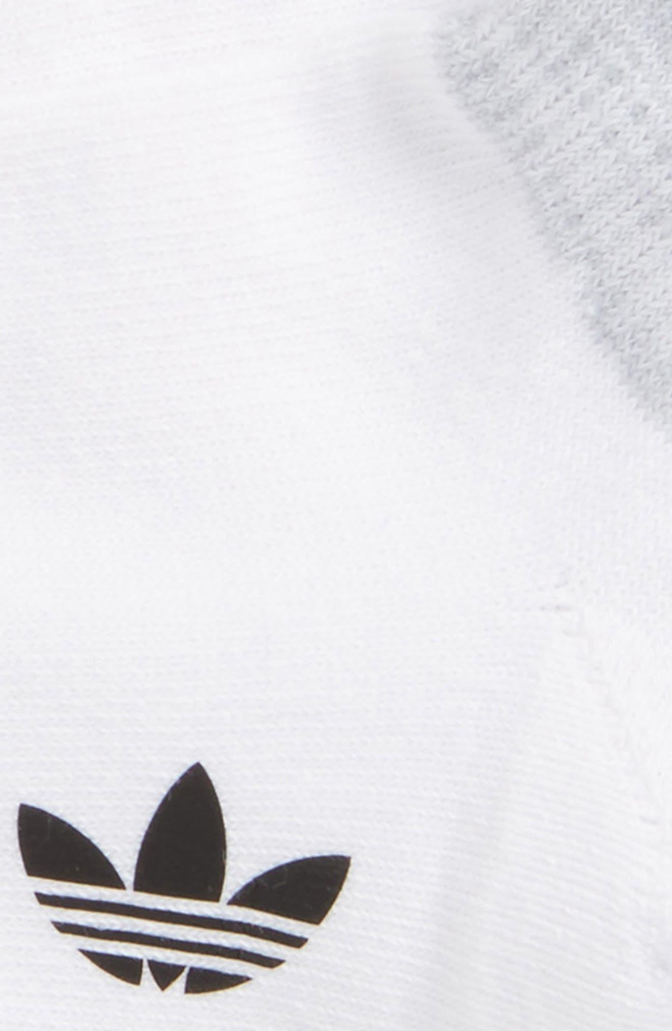 Running Socks,                             Alternate thumbnail 2, color,                             White/ Clear Onyx Space Dye