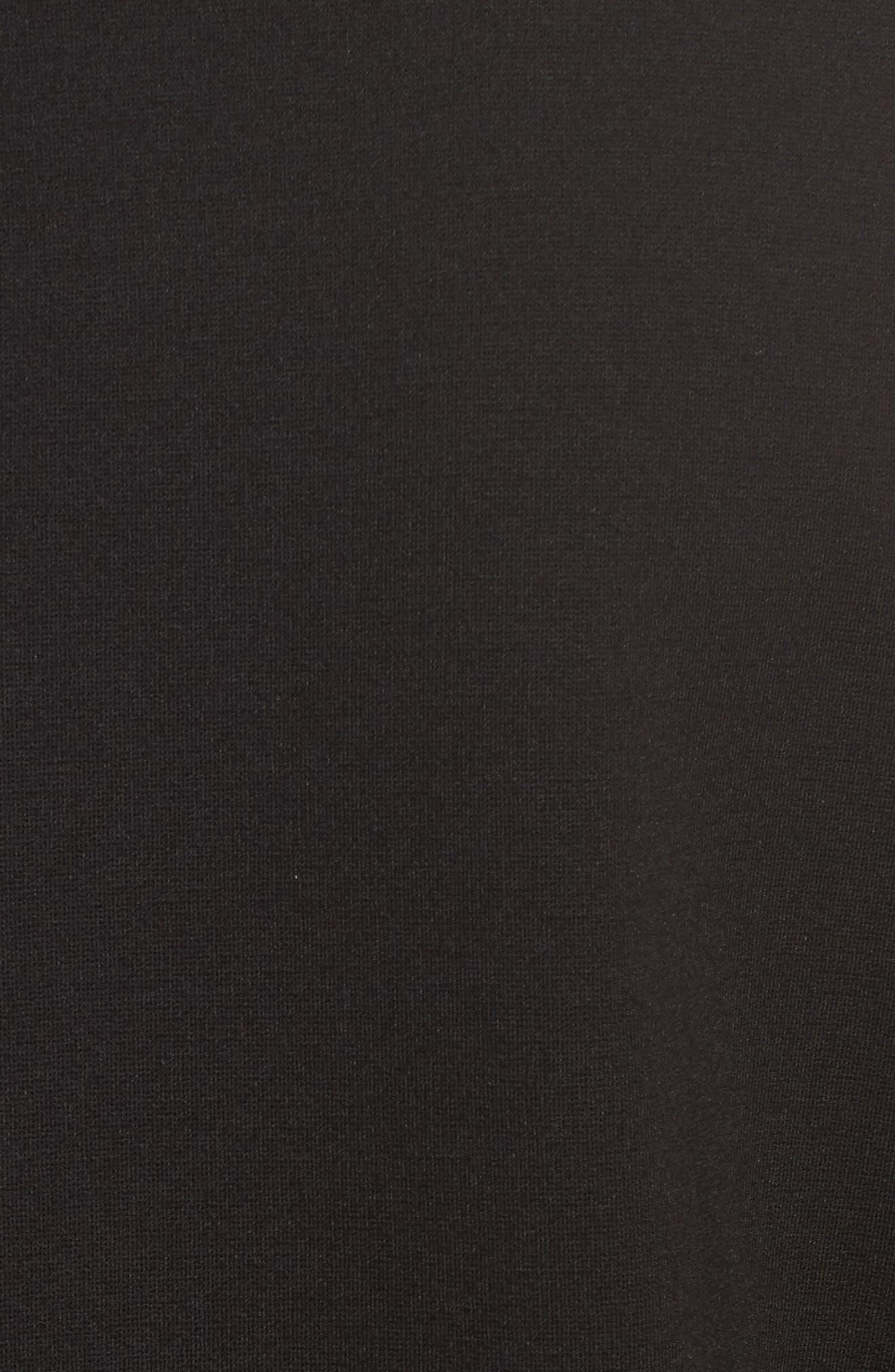 Alternate Image 5  - Eliza J Longline Bell Sleeve Jacket