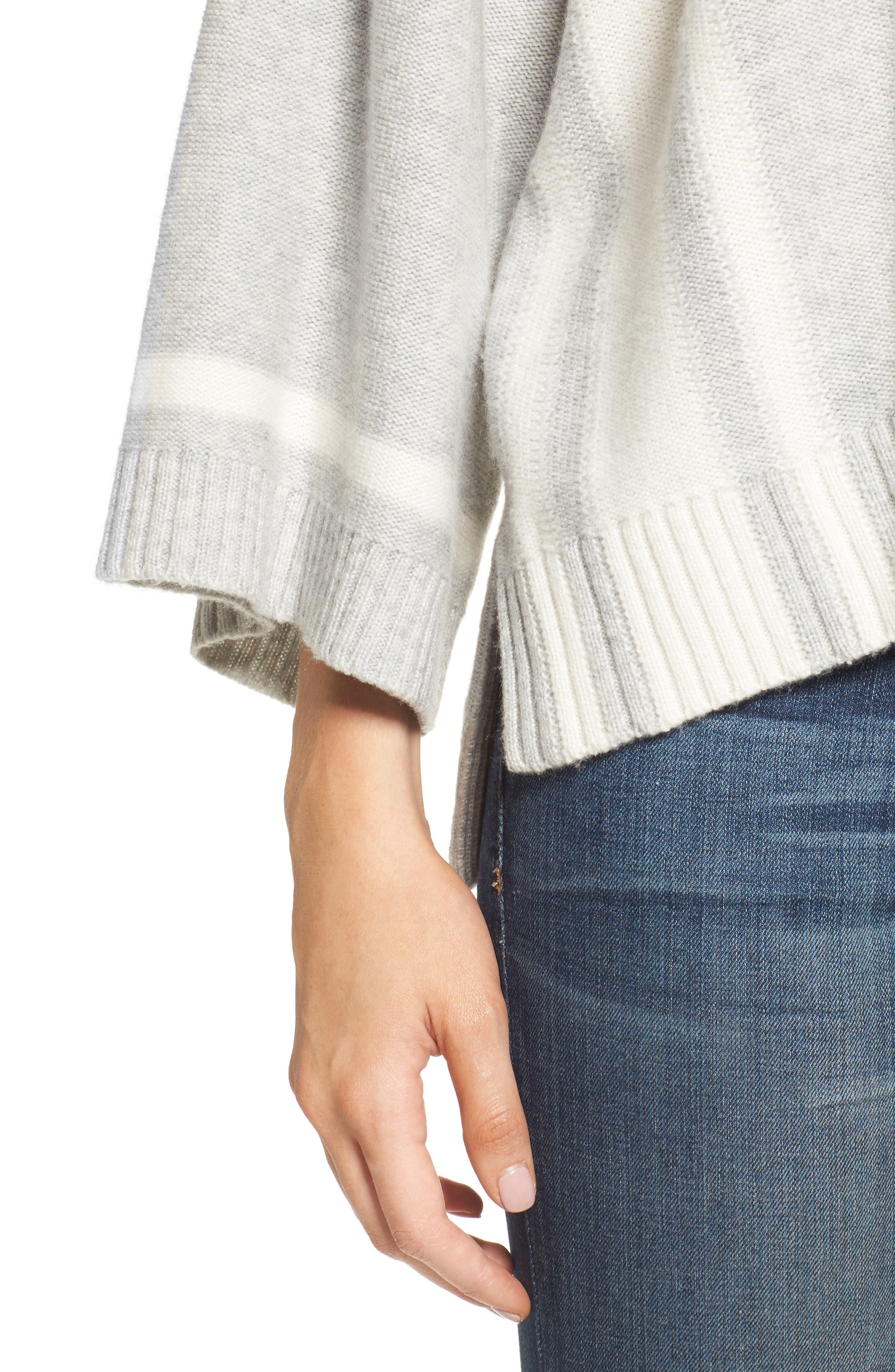 Alternate Image 5  - Splendid Bell Sleeve Sweater