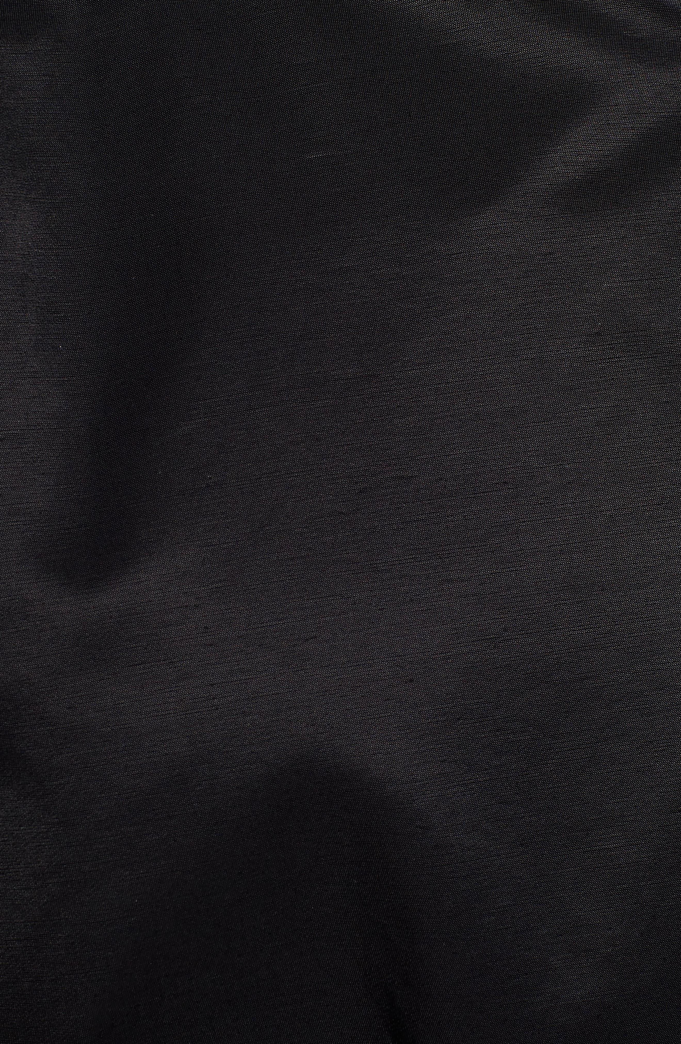 Alternate Image 5  - Eileen Fisher Fleece Lined Hooded Coat