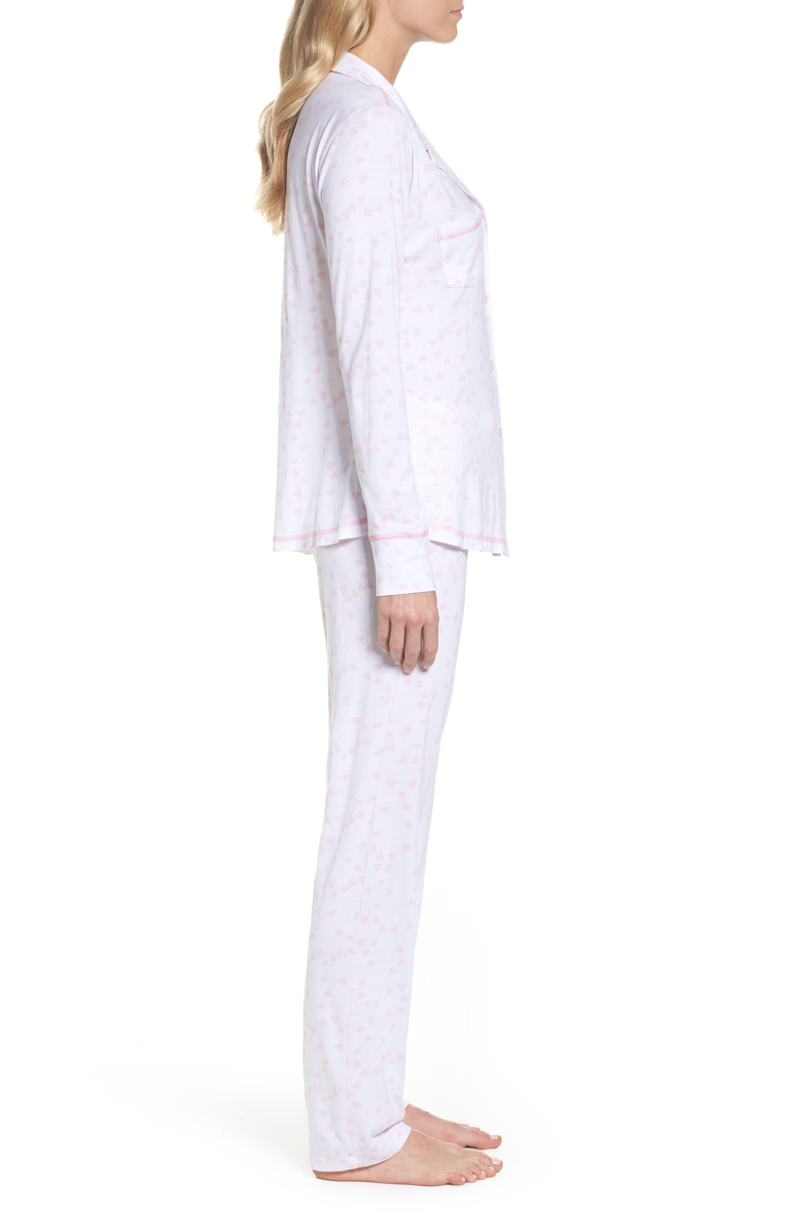 Alternate Image 3  - LOVE+GRACE Cassie Pajamas