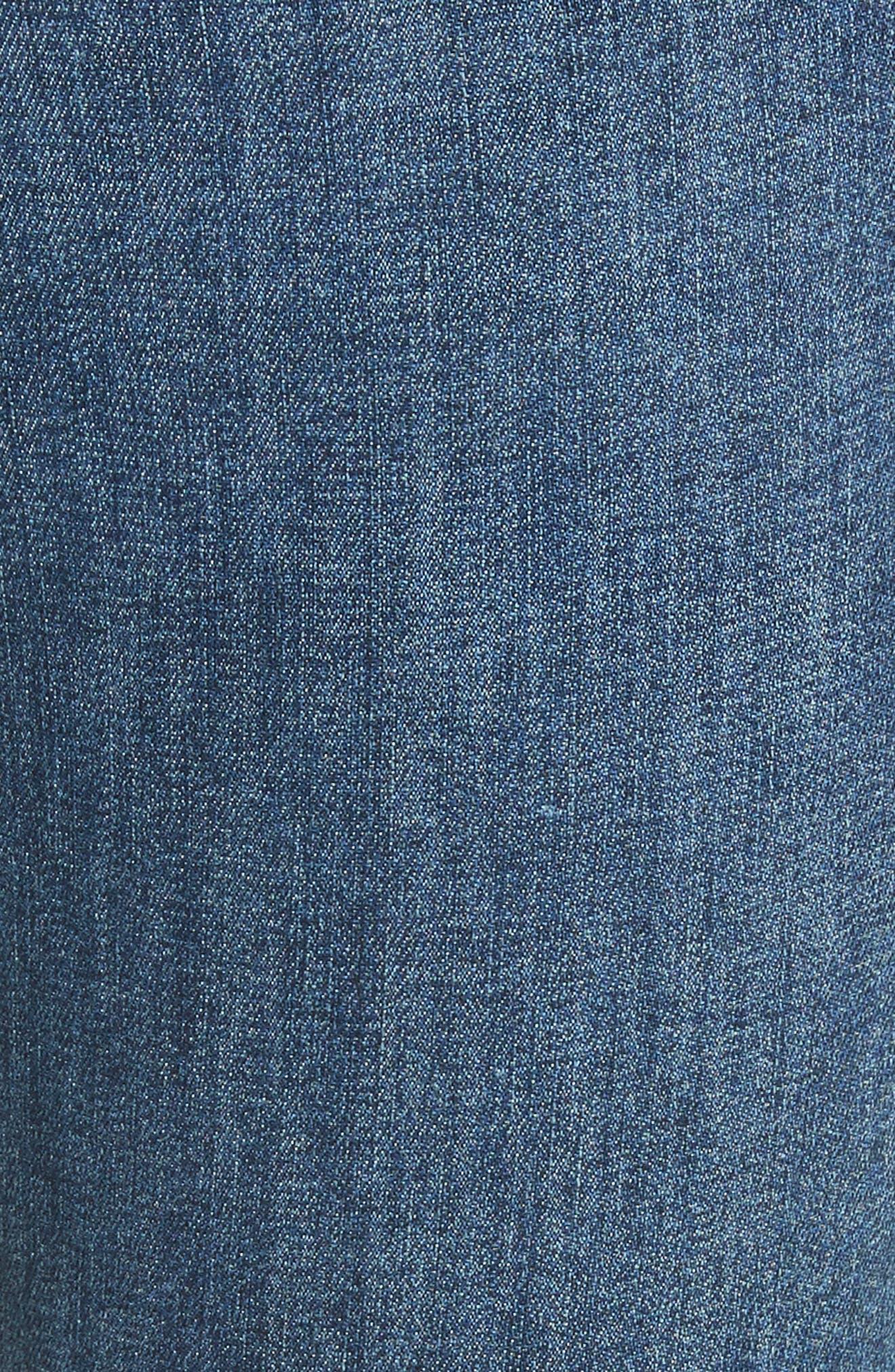 Skinny Jeans,                             Alternate thumbnail 5, color,                             Bloo
