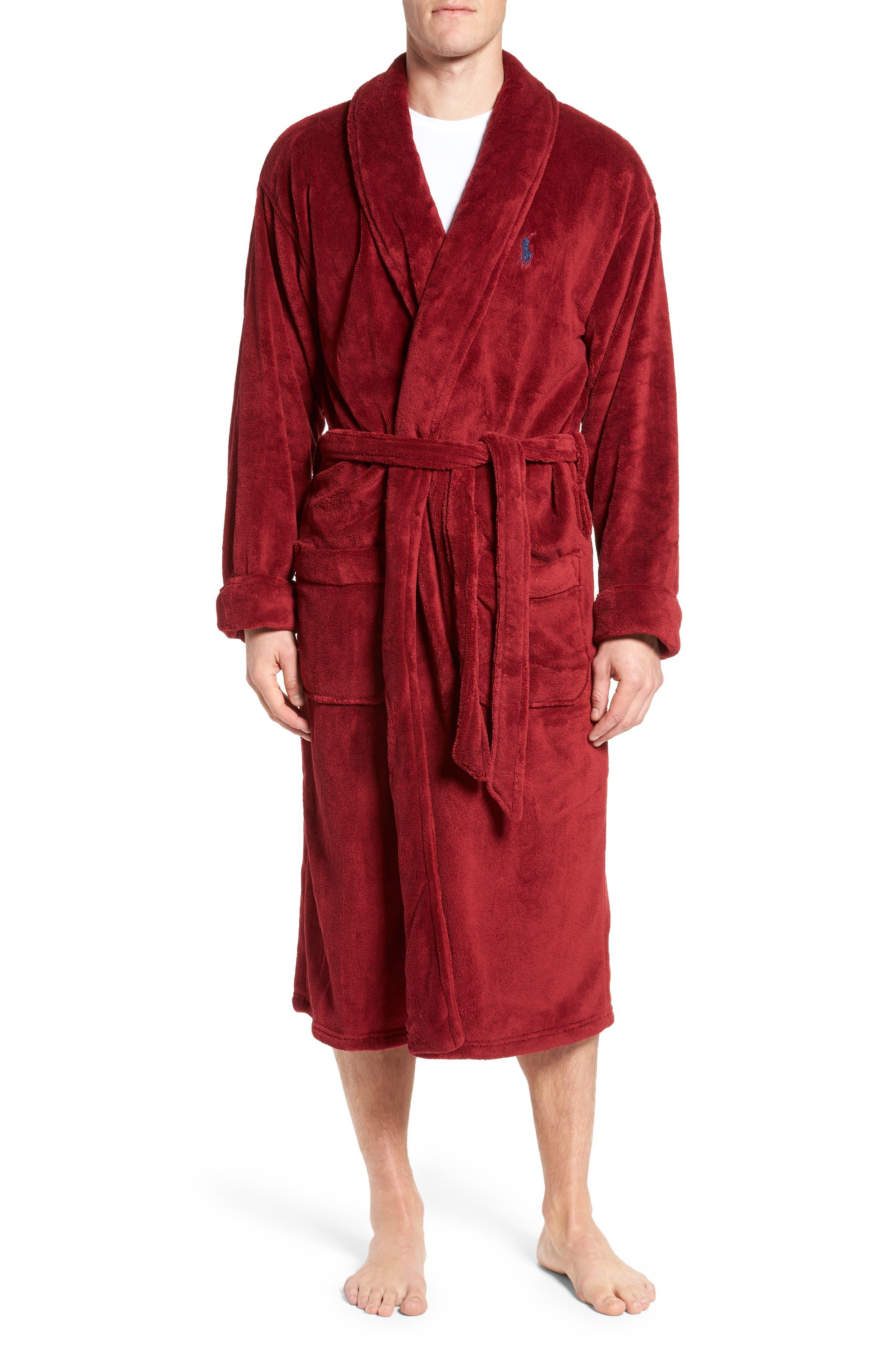 Polo Ralph Lauren Microfiber Robe