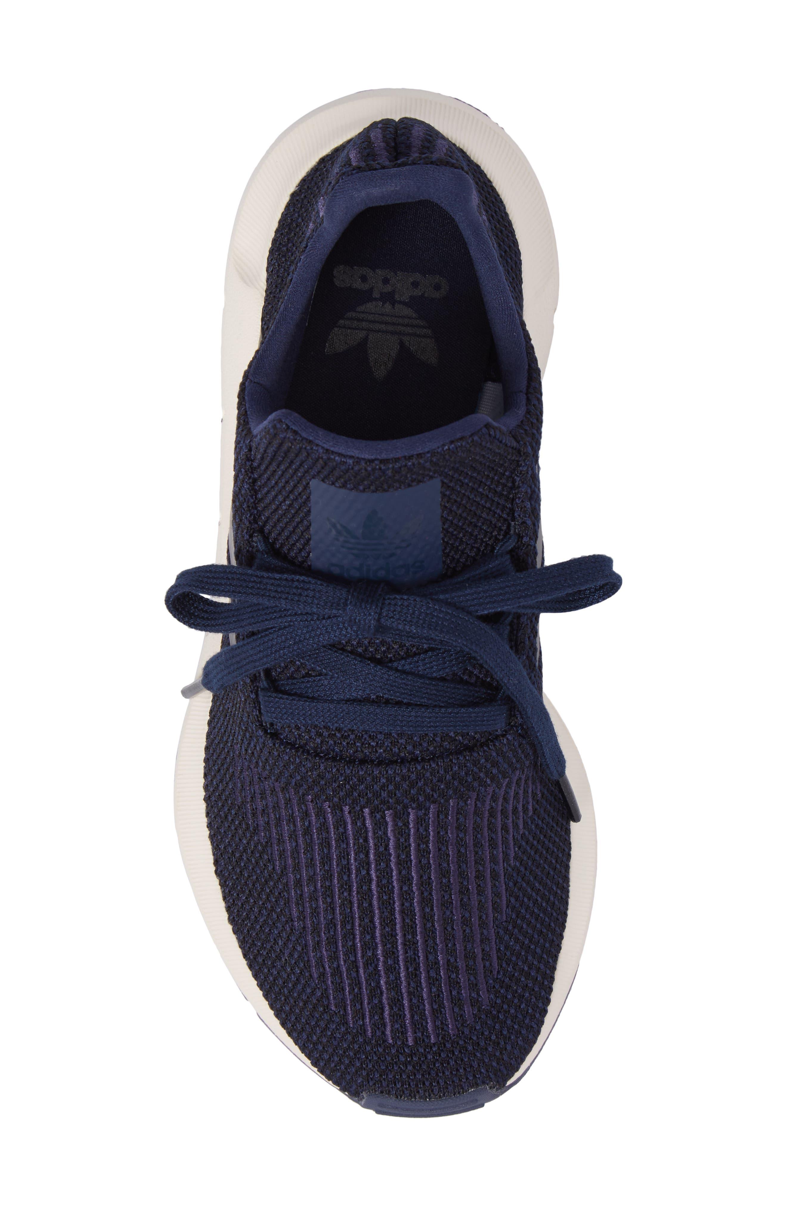 Alternate Image 5  - adidas Swift Run C Sneaker (Baby, Walker, Toddler, Little Kid & Big Kid)