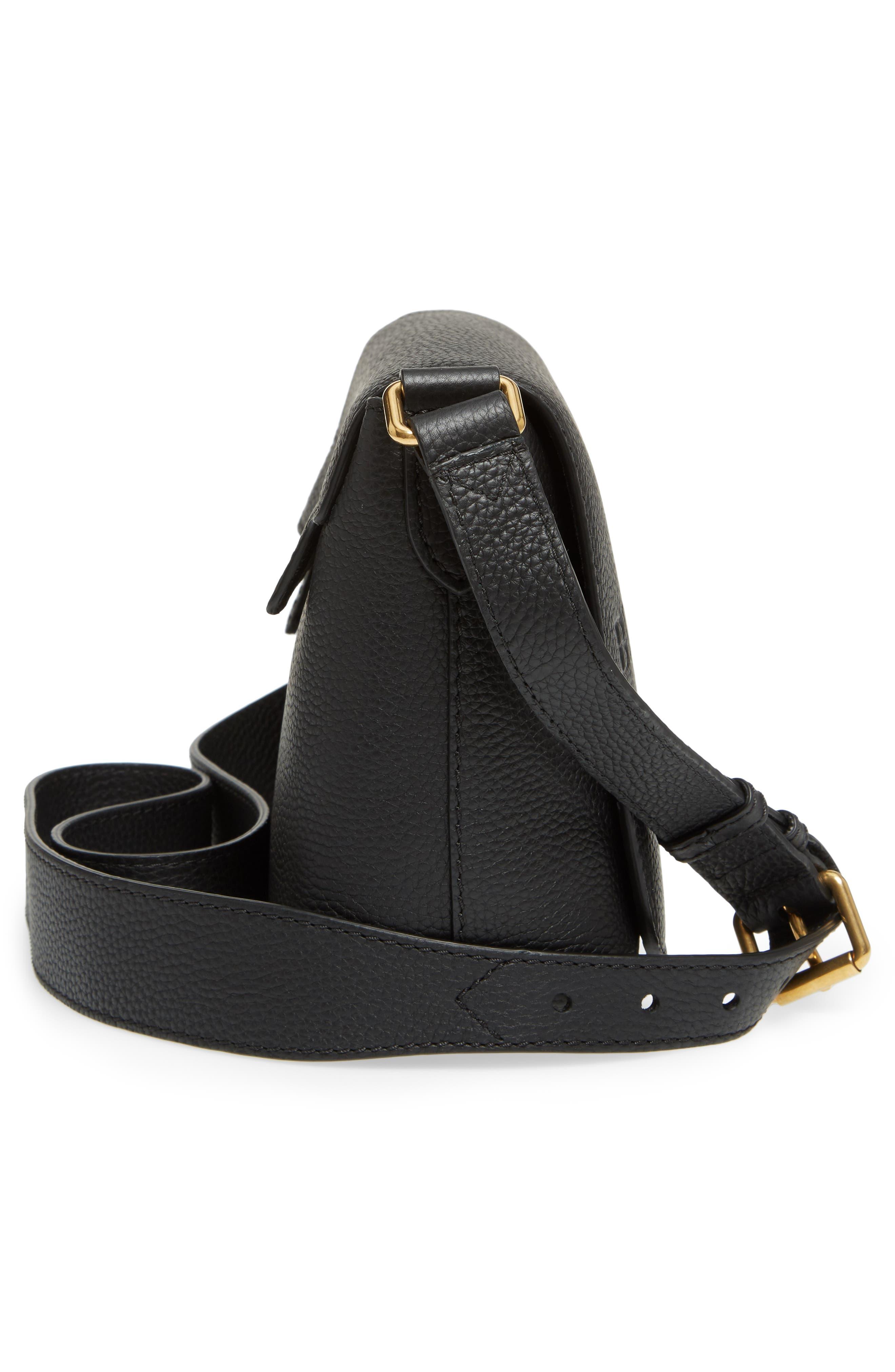 Alternate Image 5  - Burberry Small Burleigh Leather Crossbody Bag