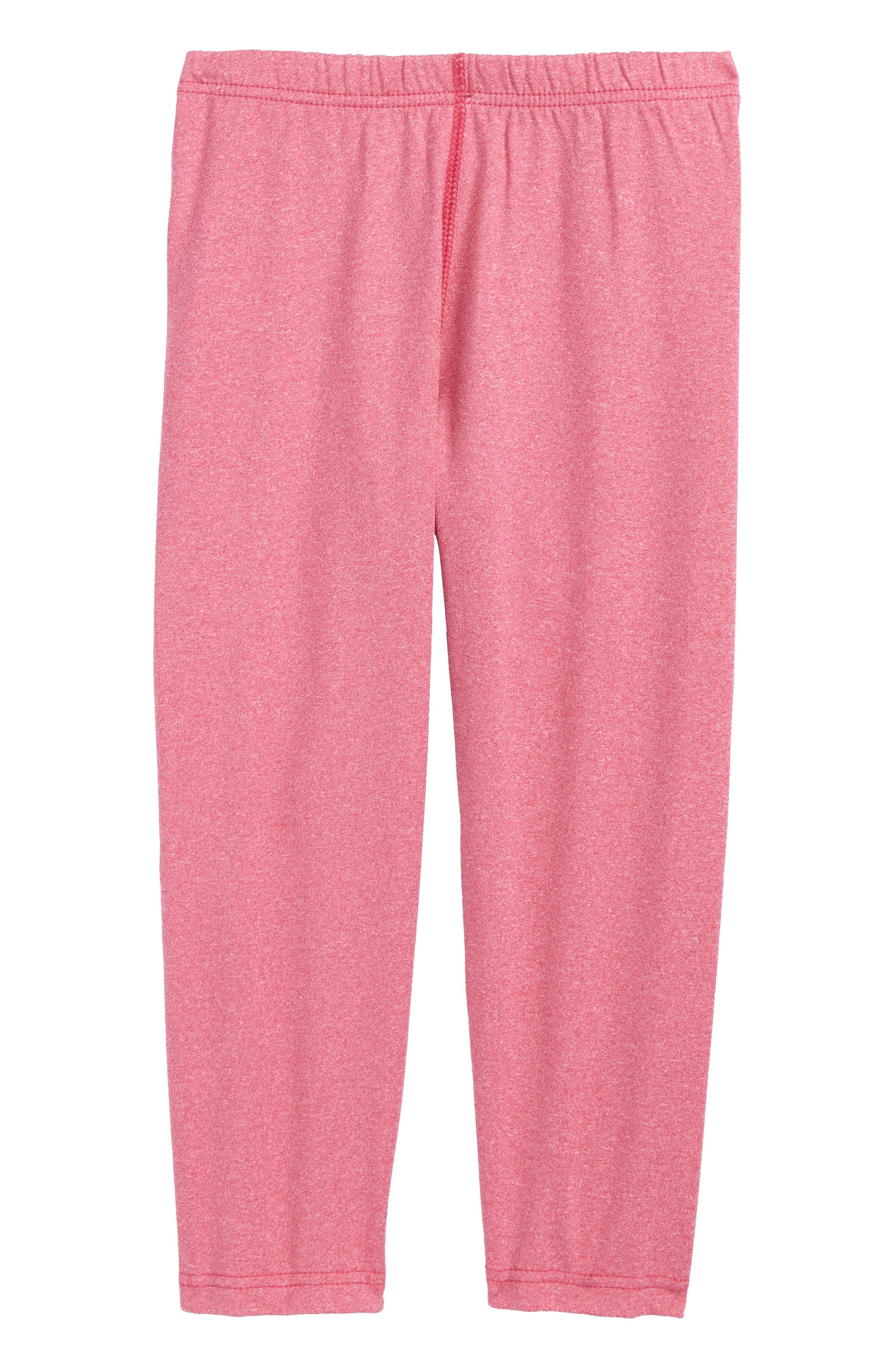 'Micro D<sup>®</sup>' Fleece Pants,                             Main thumbnail 1, color,                             Craft Pink