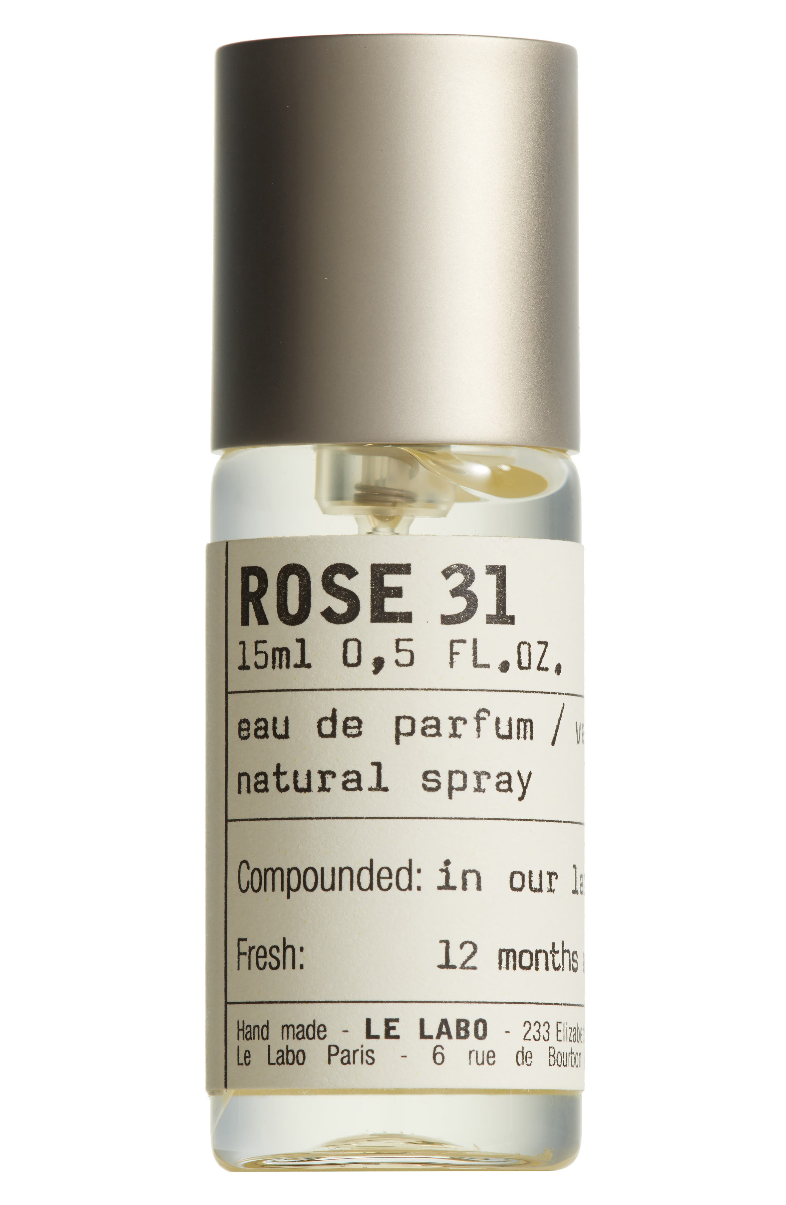 Rose 31 Eau de Parfum Natural Spray,                             Main thumbnail 1, color,                             No Color