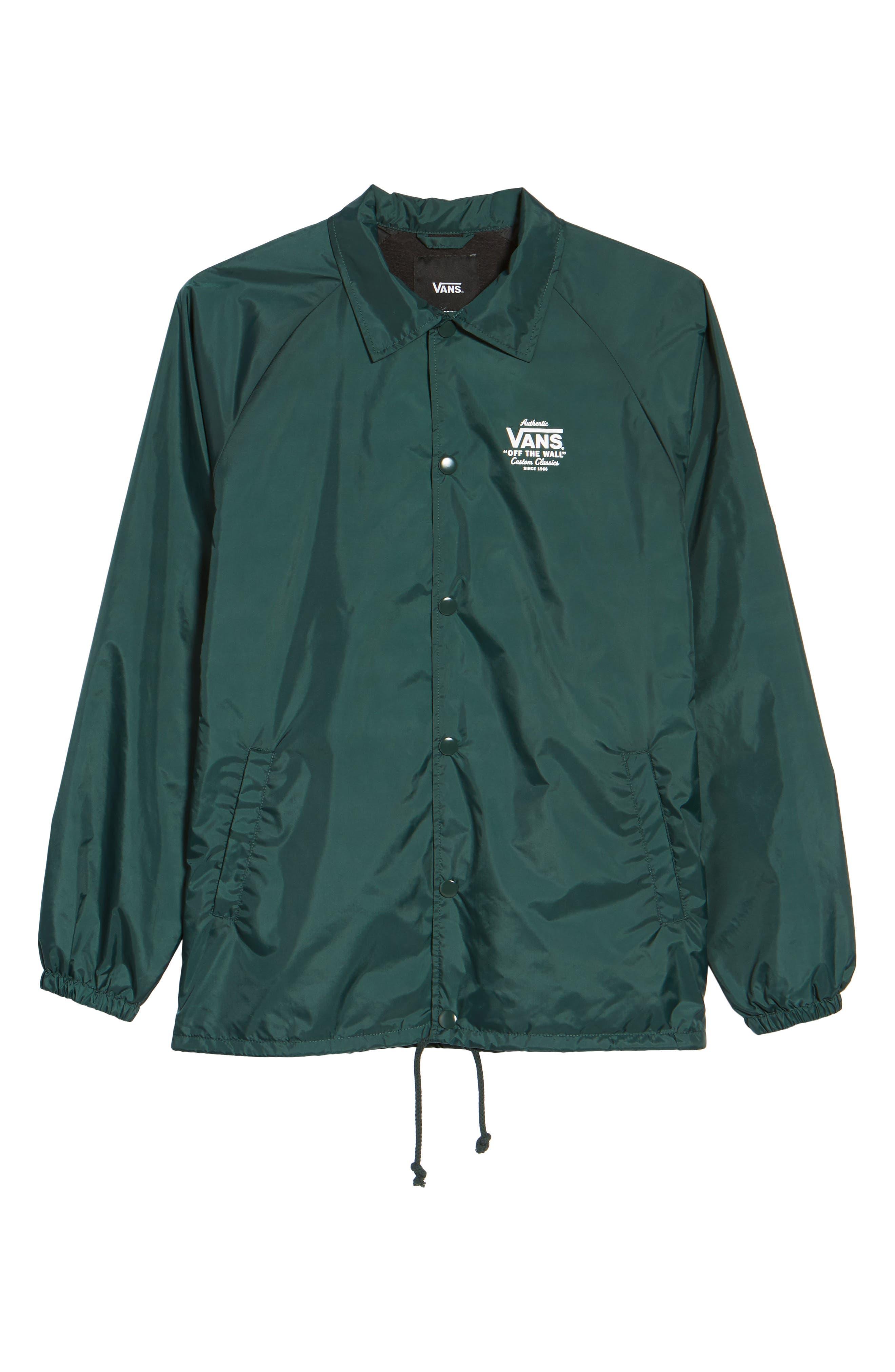 Alternate Image 6  - Vans Torrey Water Resistant Jacket