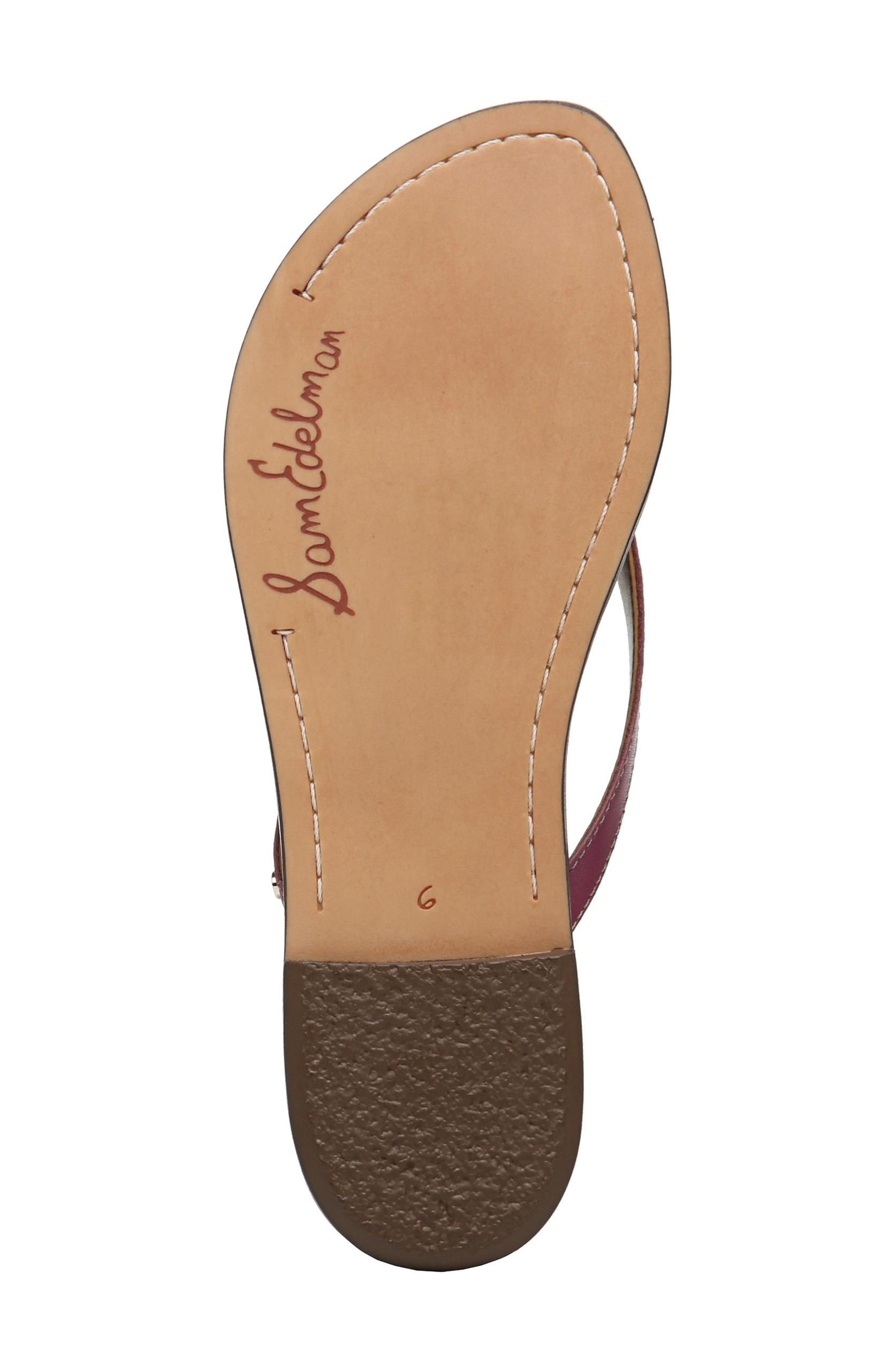 Alternate Image 6  - Sam Edelman 'Gracie' Sandal