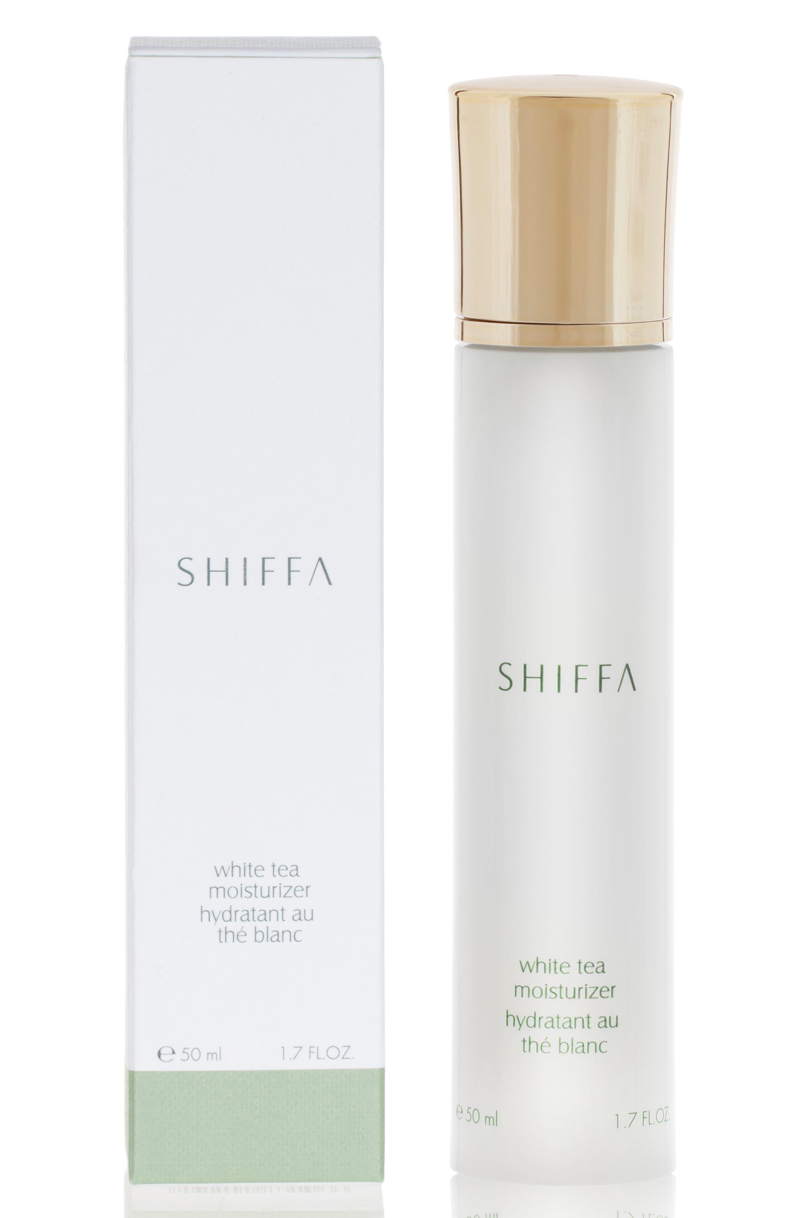 Shiffa White Tea Moisturizer