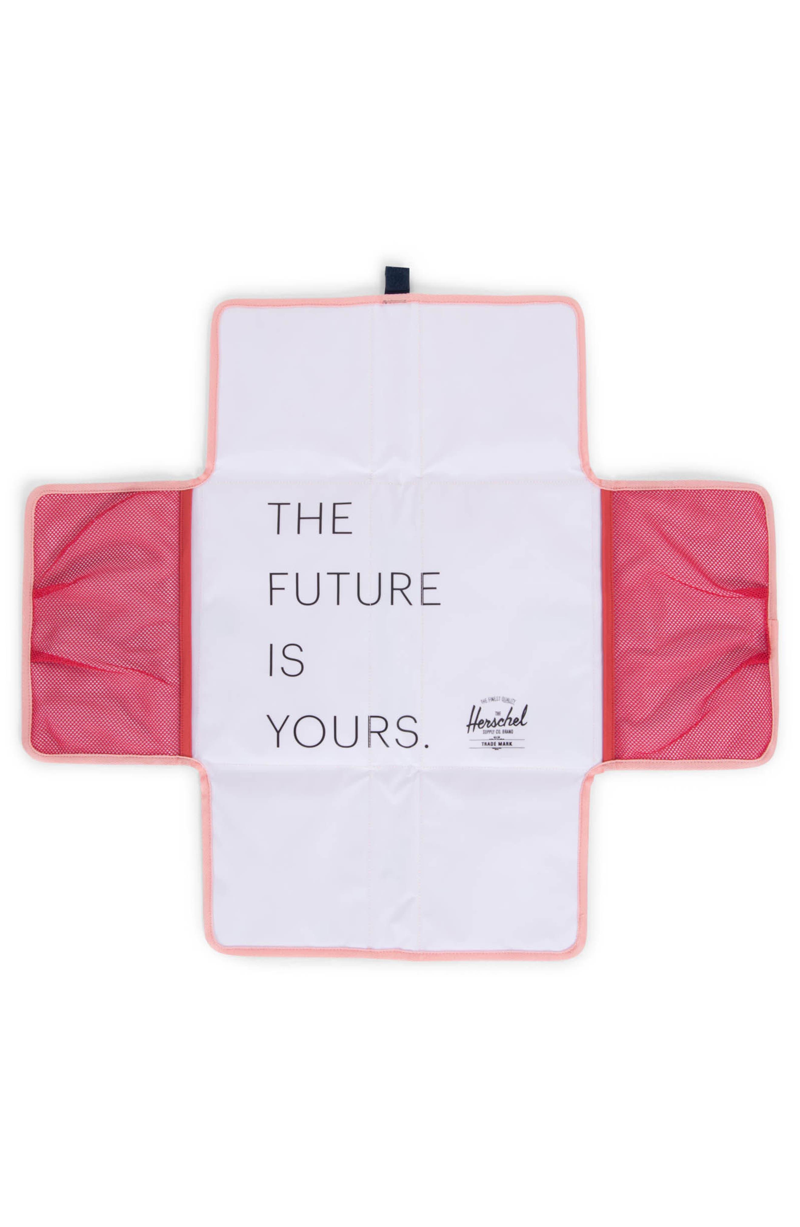 Alternate Image 5  - Herschel Supply Co. Strand Sprout Diaper Bag