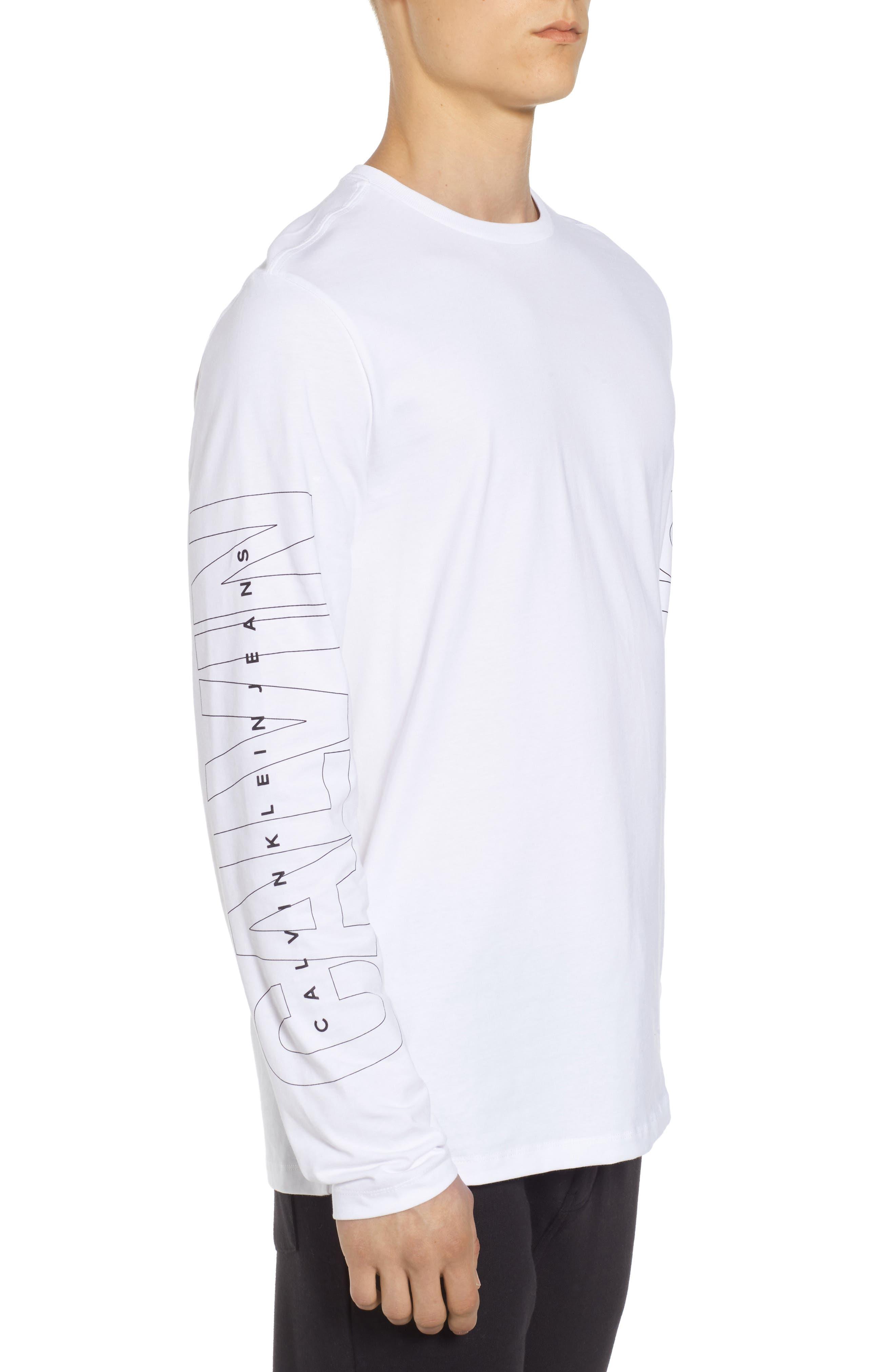 Alternate Image 3  - Calvin Klein Jeans Logo T-Shirt
