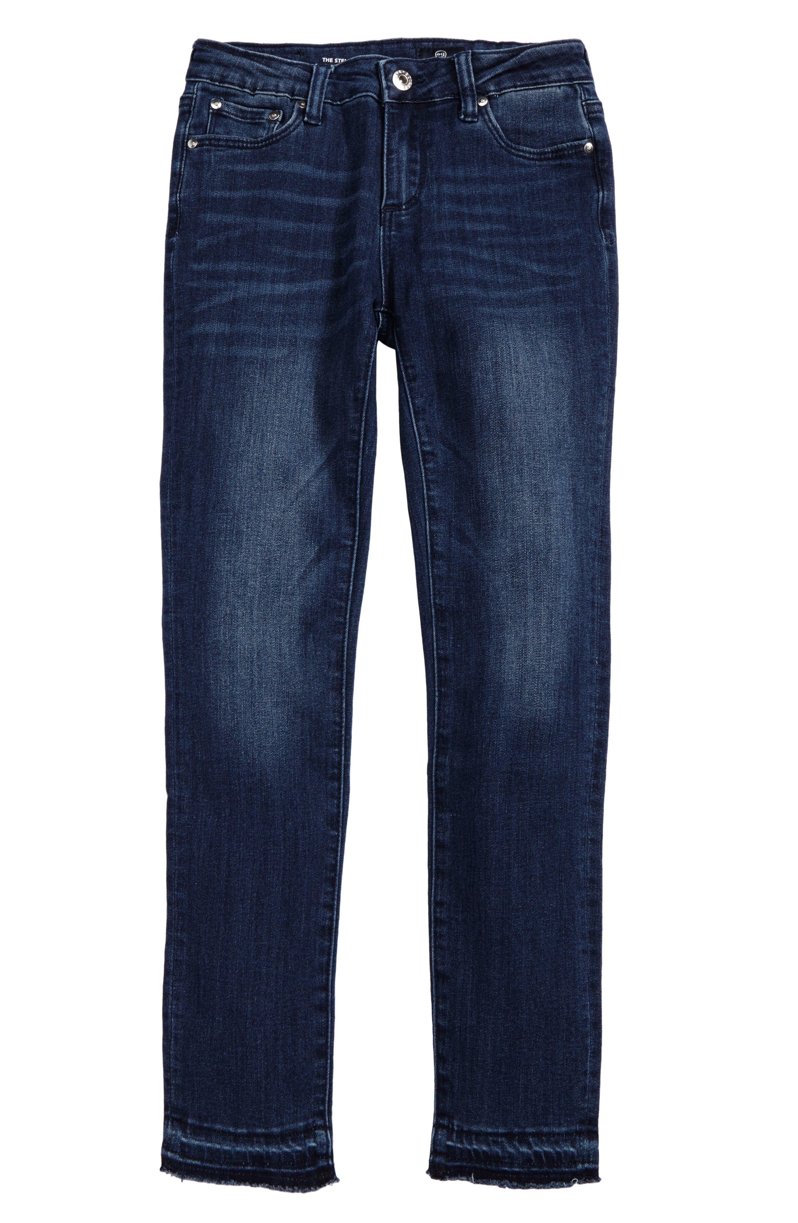 Alternate Image 1 Selected - ag adriano goldschmied kids The Stella Skinny Jeans (Big Girls)