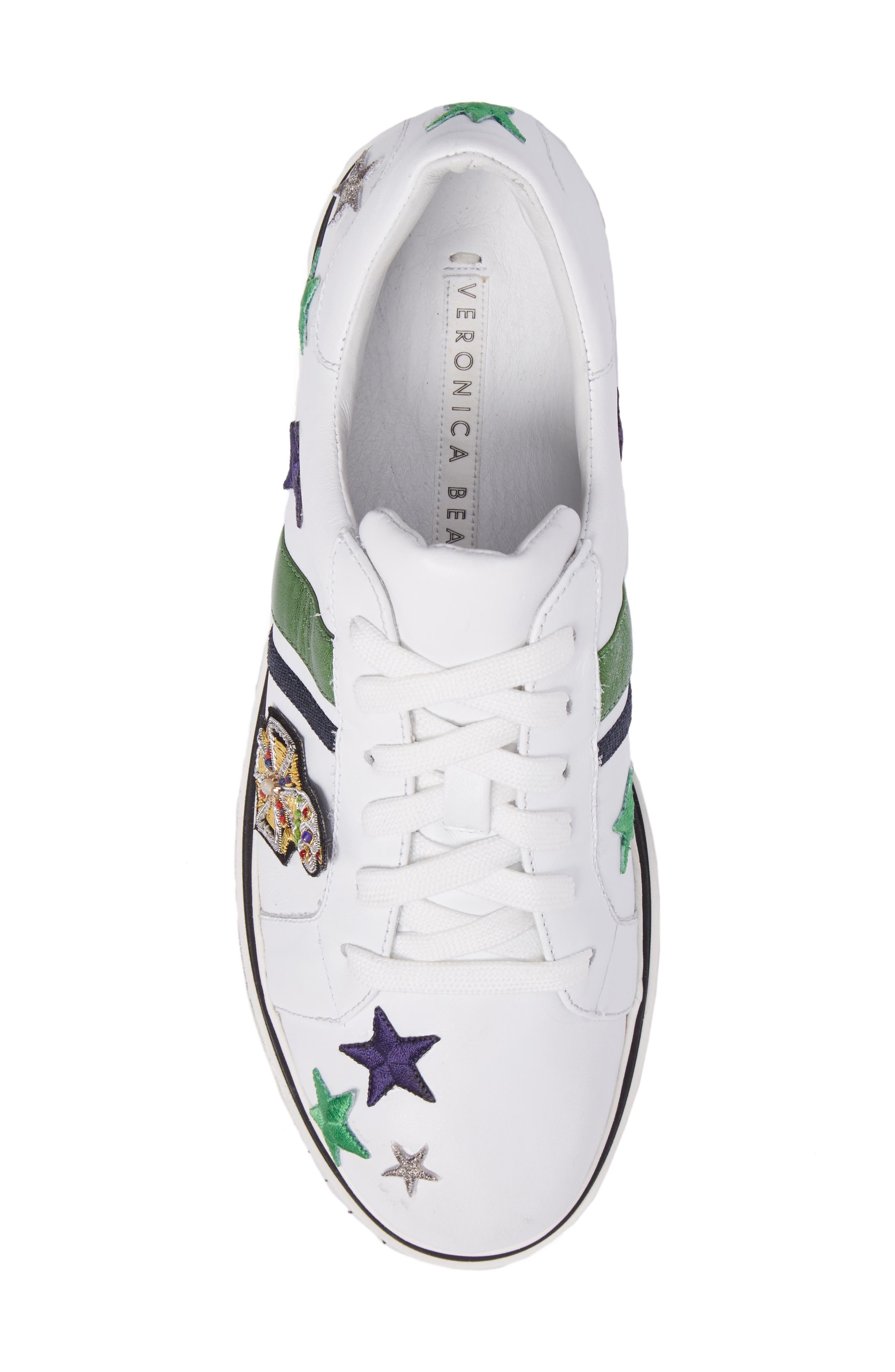 Alternate Image 5  - Veronica Beard Emmerson Embellished Sneaker (Women)
