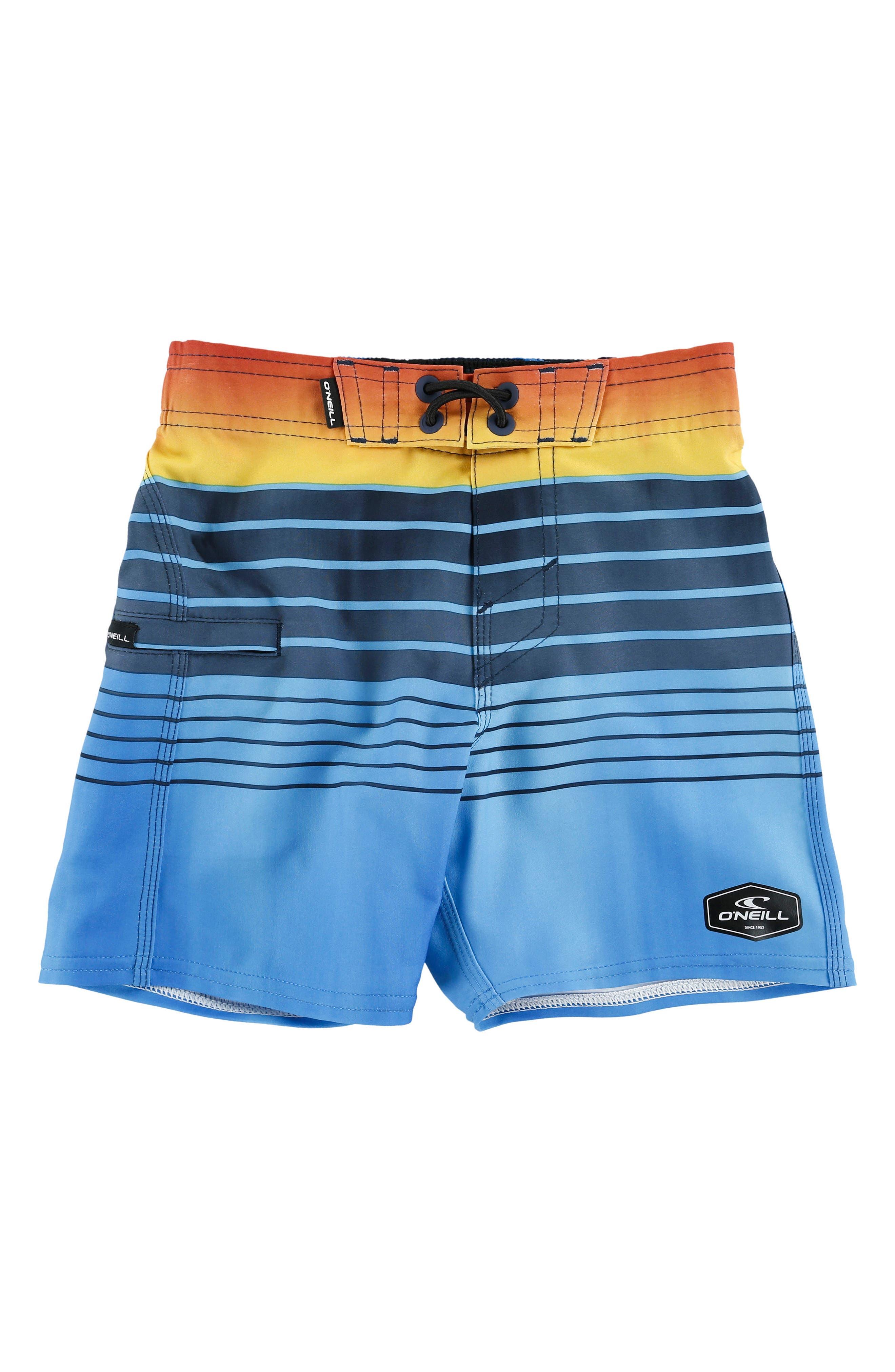 Hyperfreak Heist Board Shorts,                             Main thumbnail 1, color,                             Blue