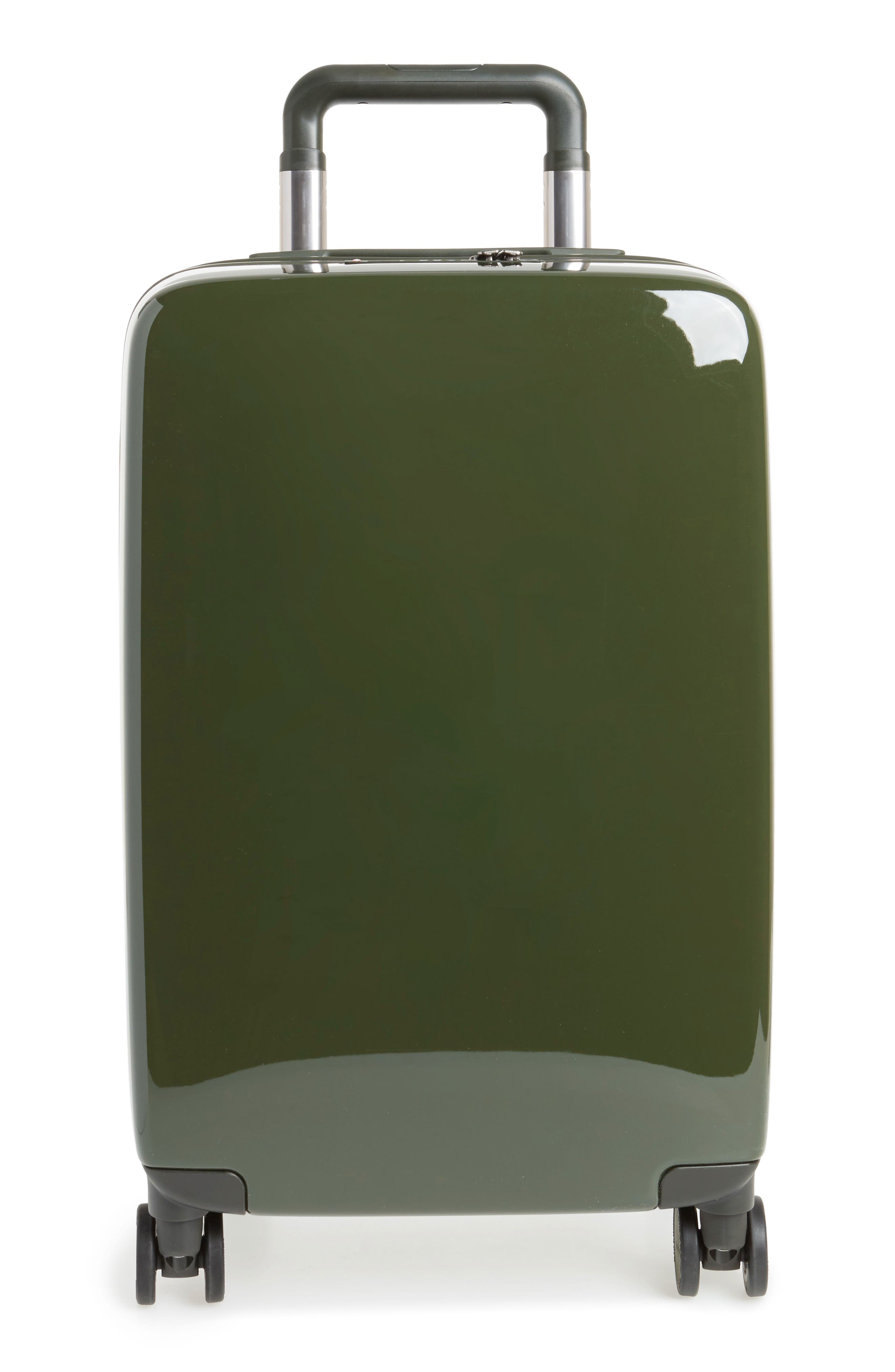 Alternate Image 1 Selected - Raden The A22 22 Inch Charging Wheeled Carry-On Suitcase