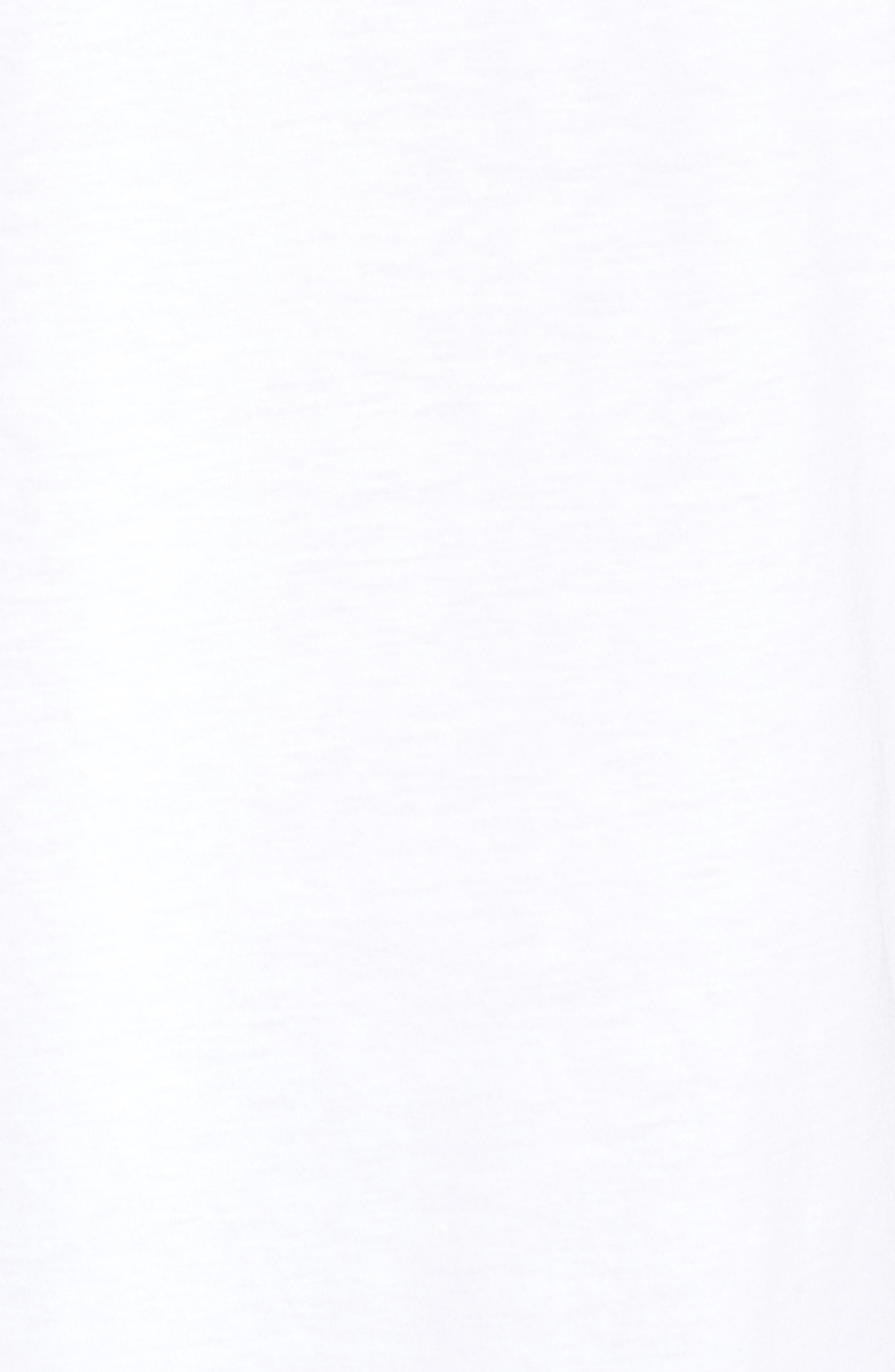 Alternate Image 5  - NYDJ Short Sleeve Pearly T-Shirt