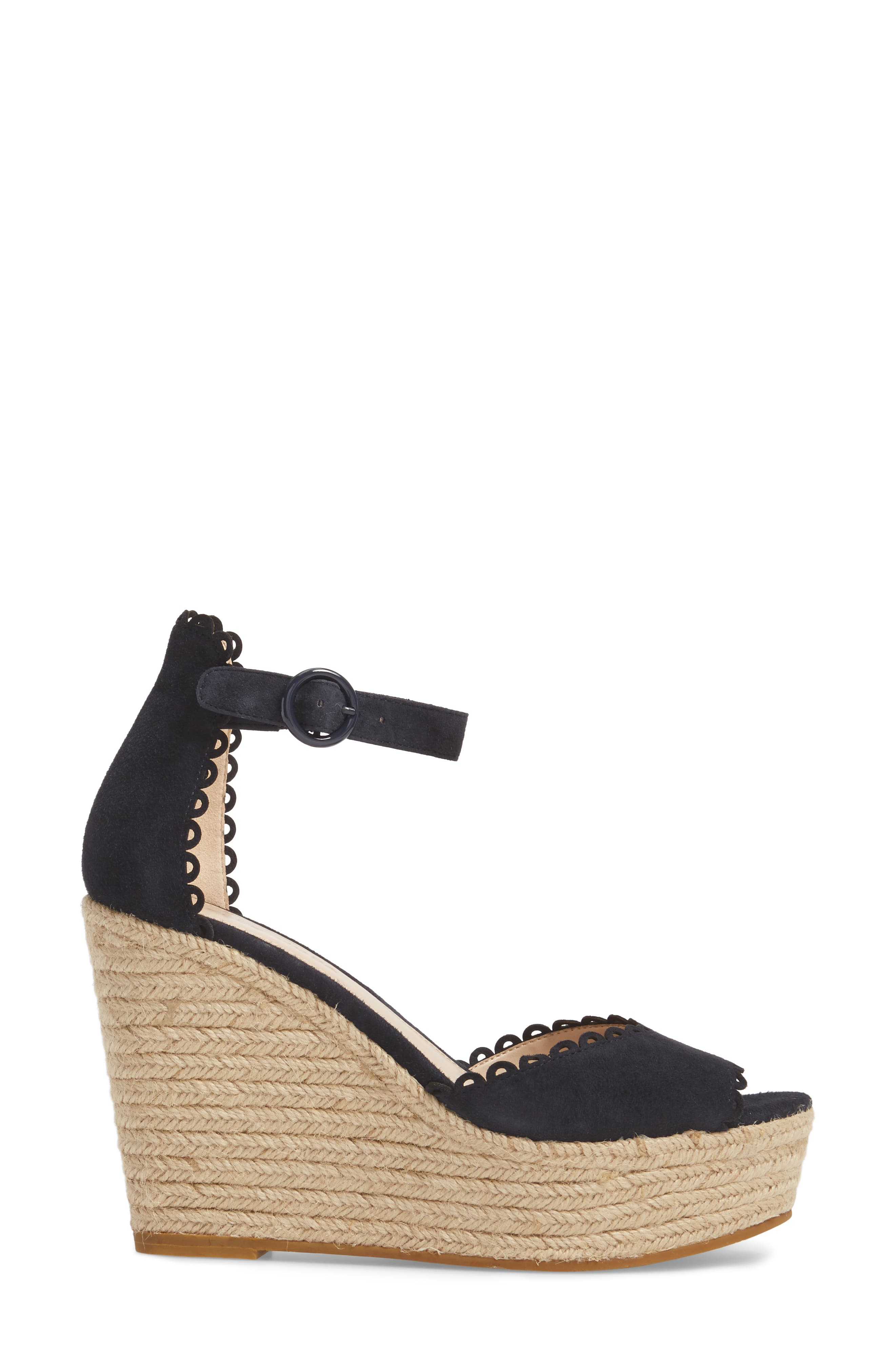 Alternate Image 3  - Pelle Moda Raine Platform Espadrille Sandal (Women)