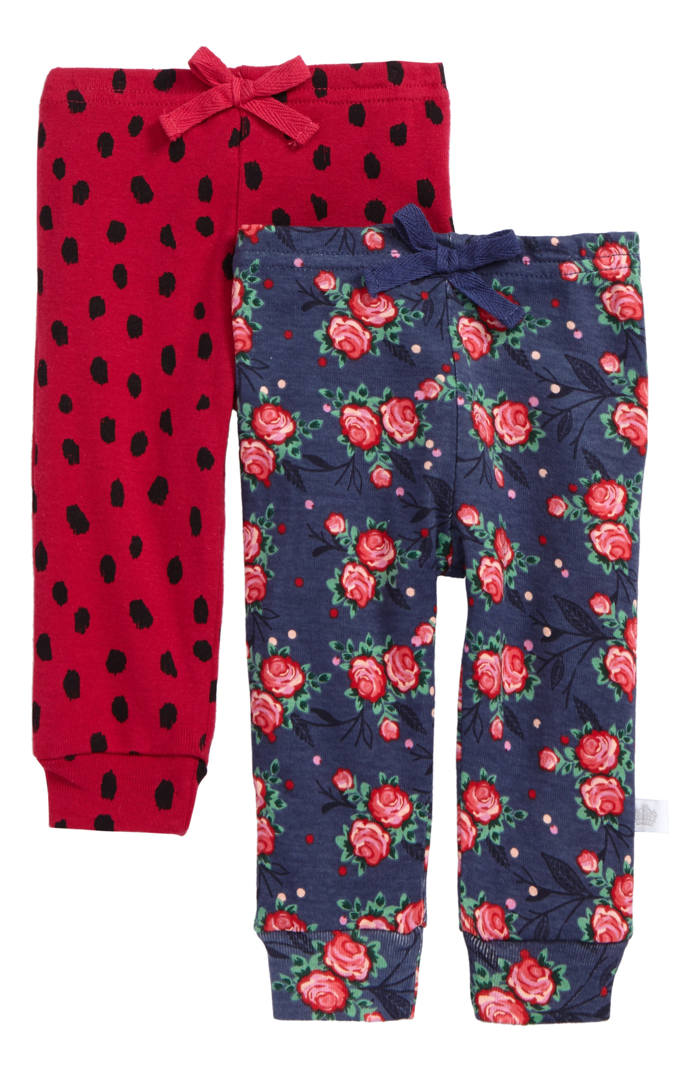 Rosie Pope 2-Pack Print Pants (Baby Girls)