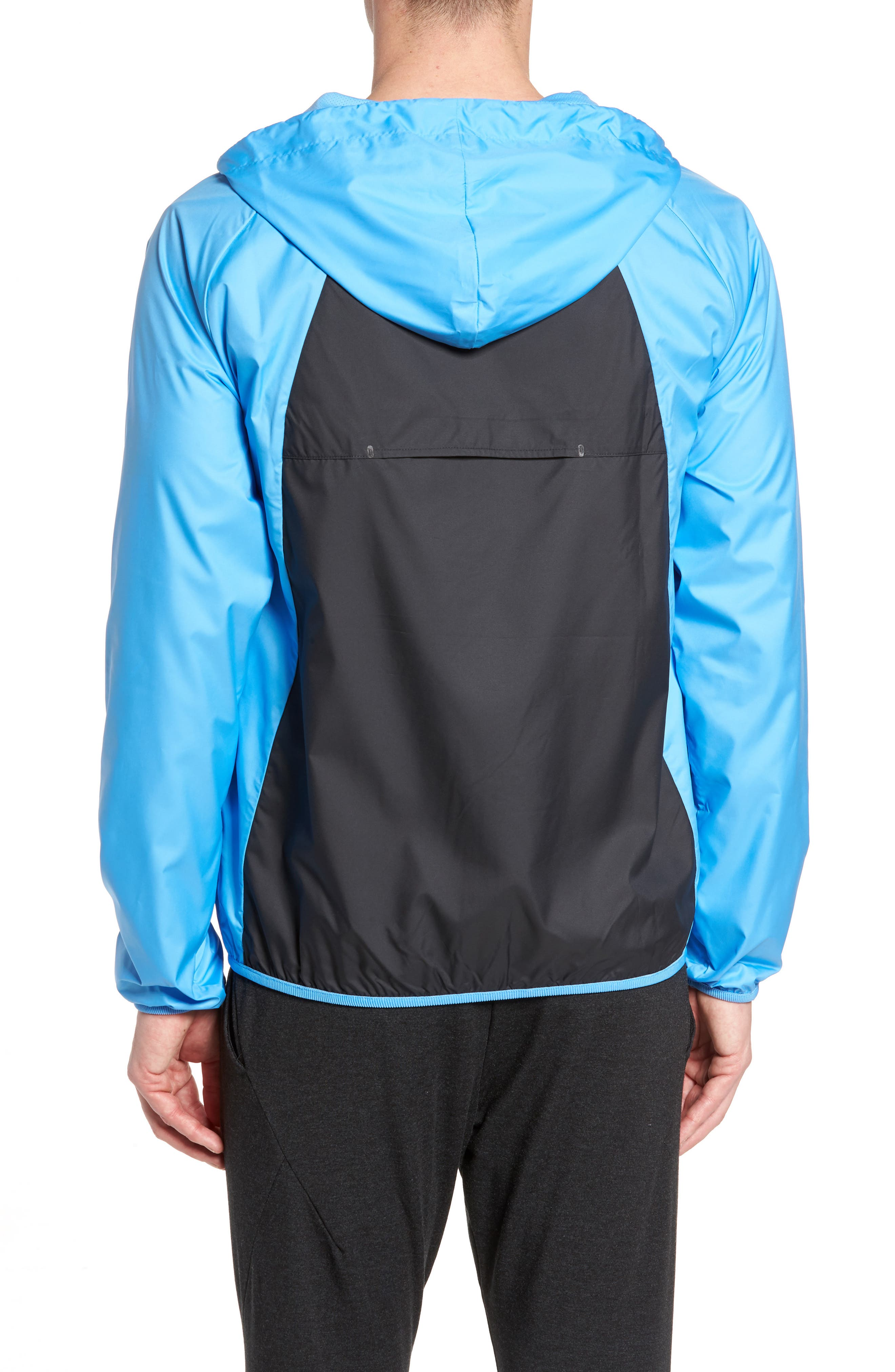 Alternate Image 2  - Nike Jordan Sportswear Wings Windbreaker Jacket