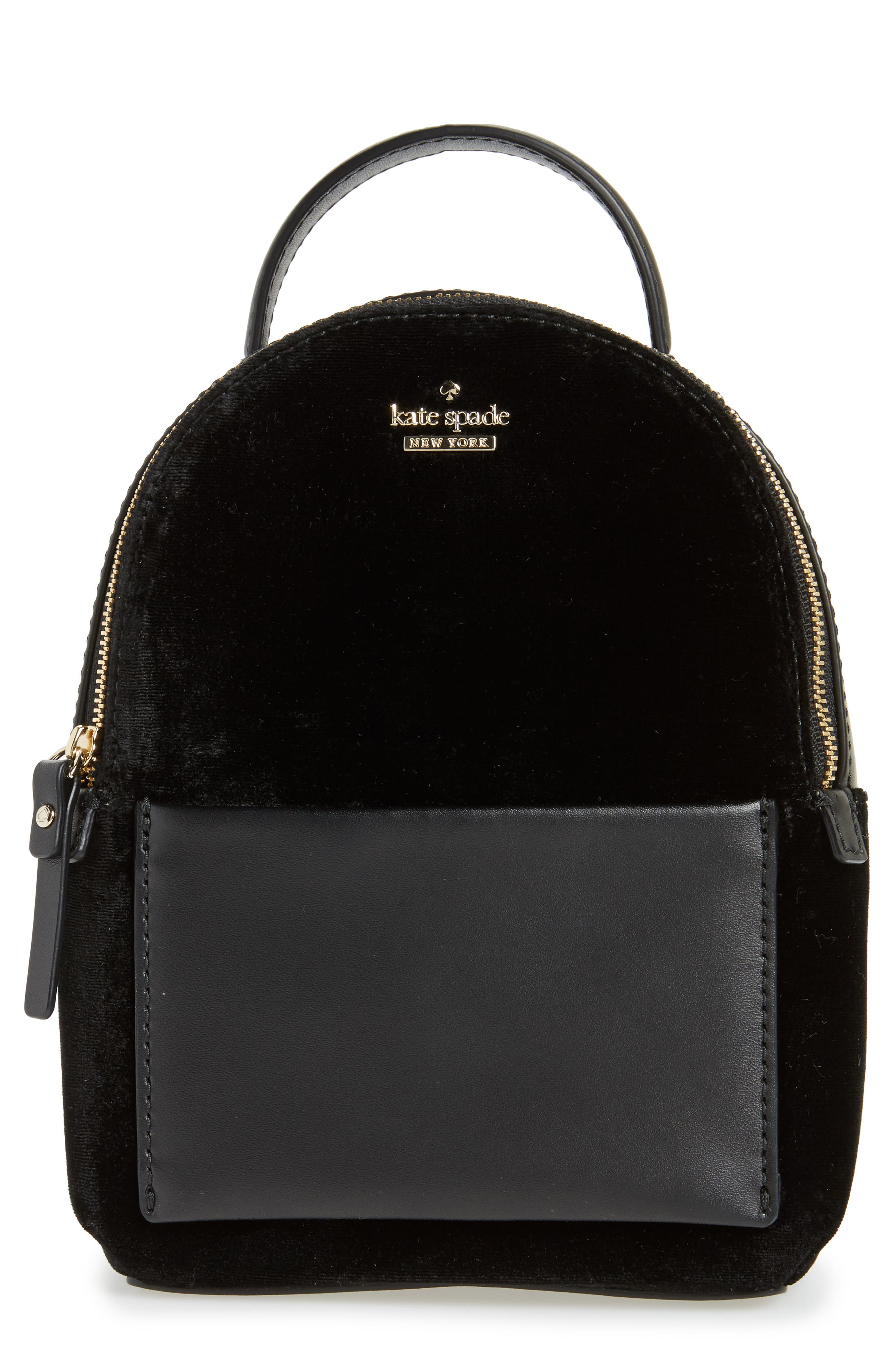 Main Image - kate spade new york watson lane velvet merry convertible backpack
