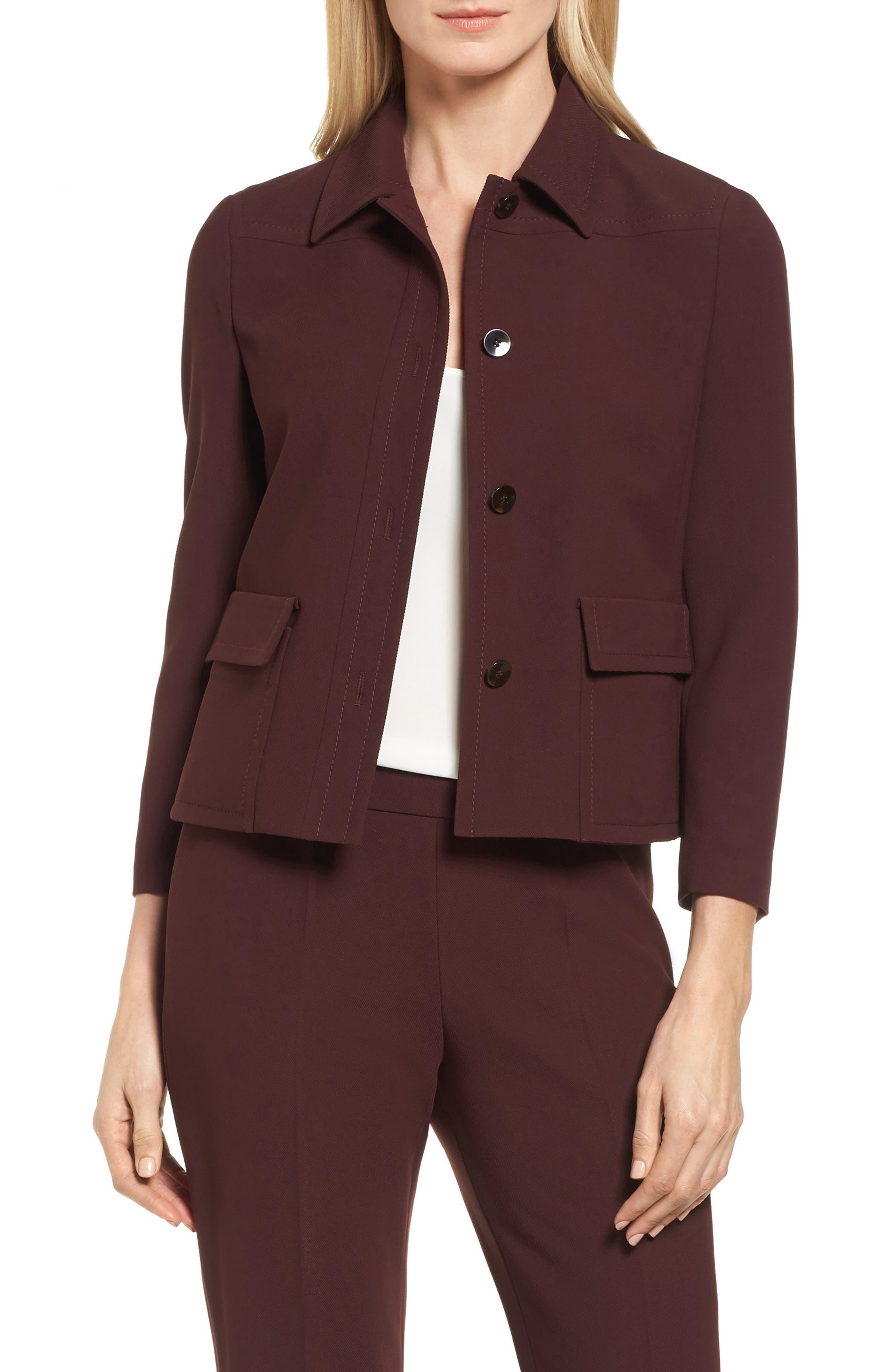 BOSS Juriona Suit Jacket (Regular & Petite)