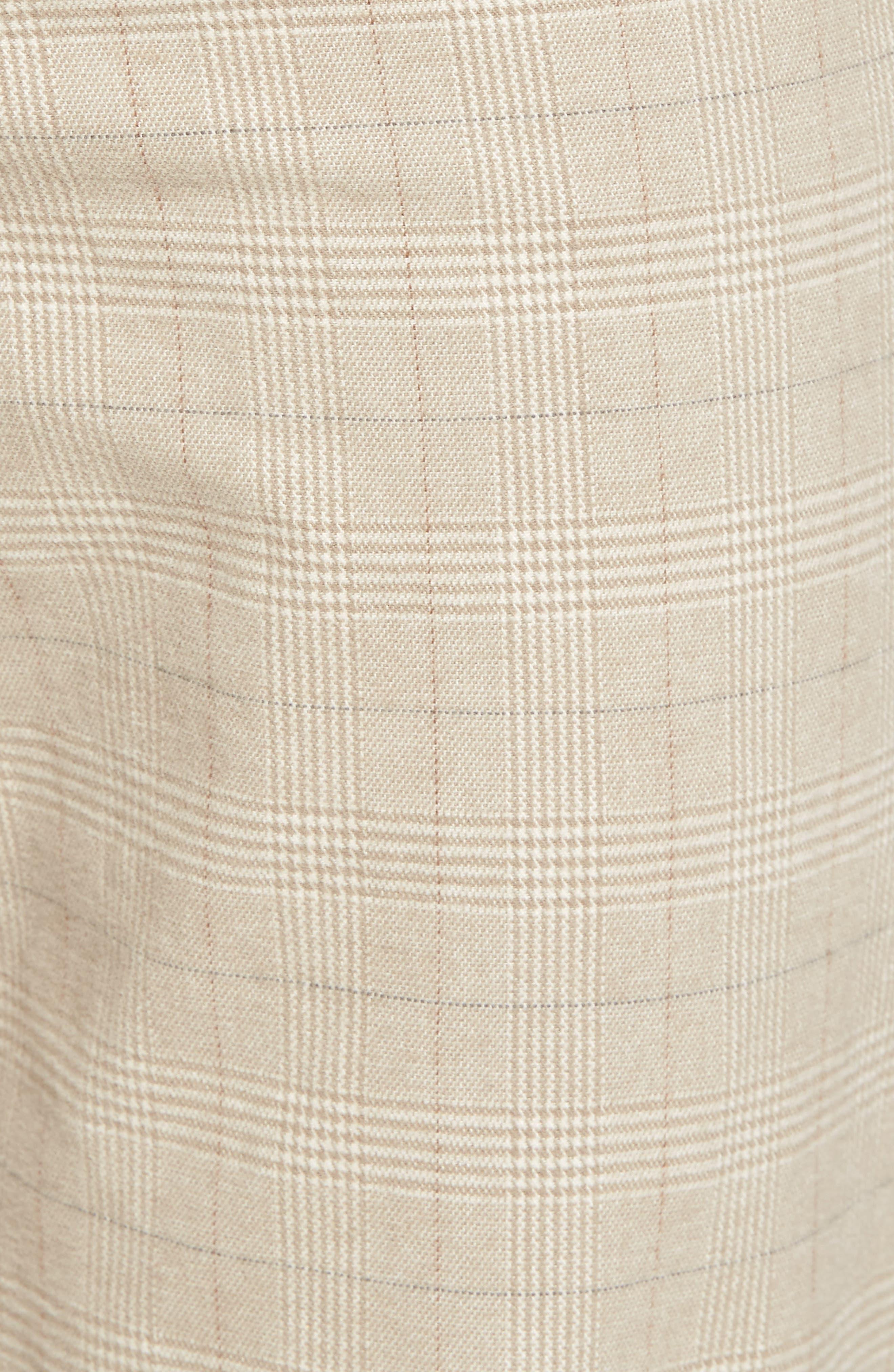 Marshall Slim Fit Pants,                             Alternate thumbnail 5, color,                             Silica Sand