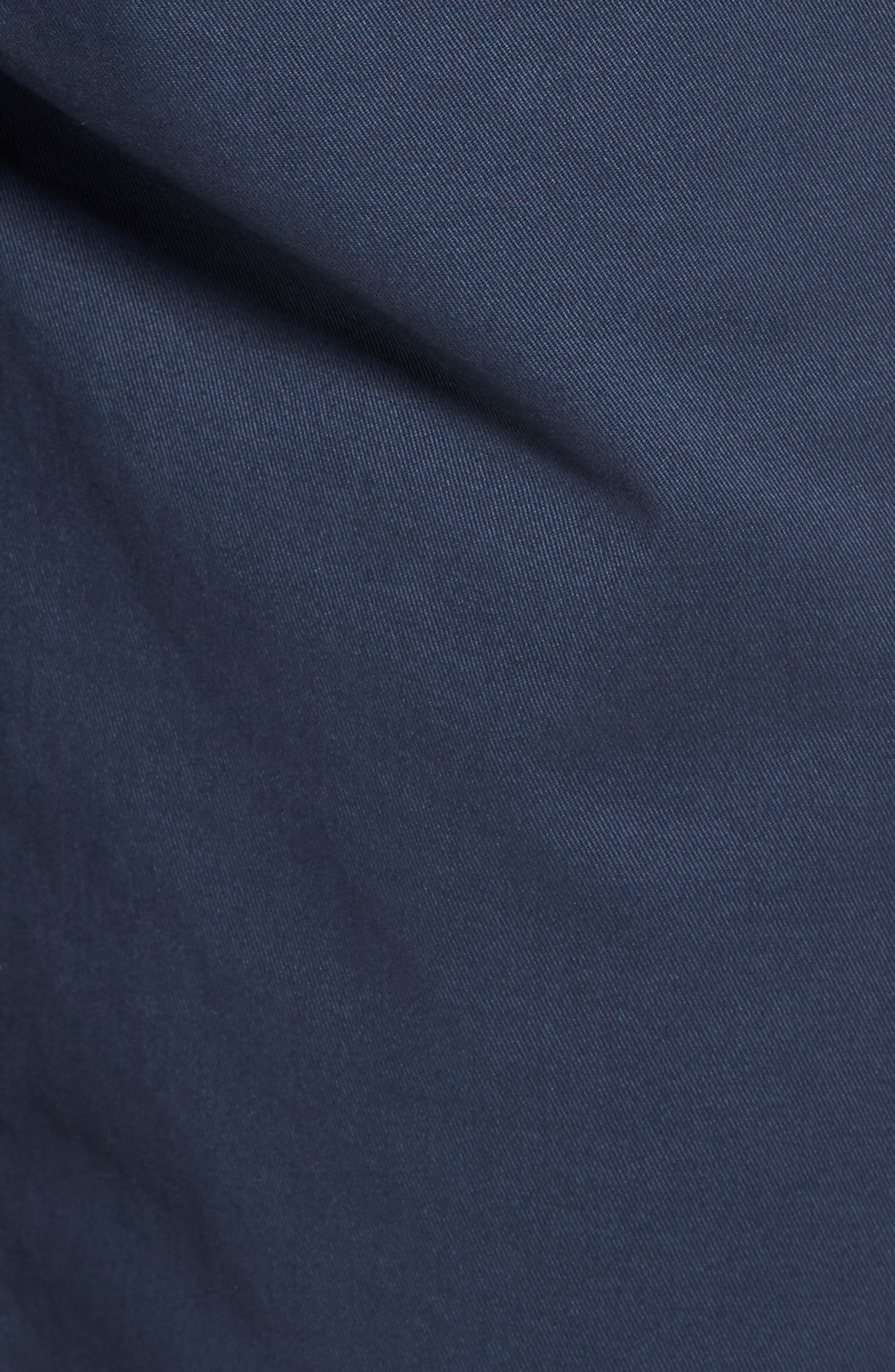 Alternate Image 5  - Bonobos Stretch Washed Chino 9-Inch Shorts