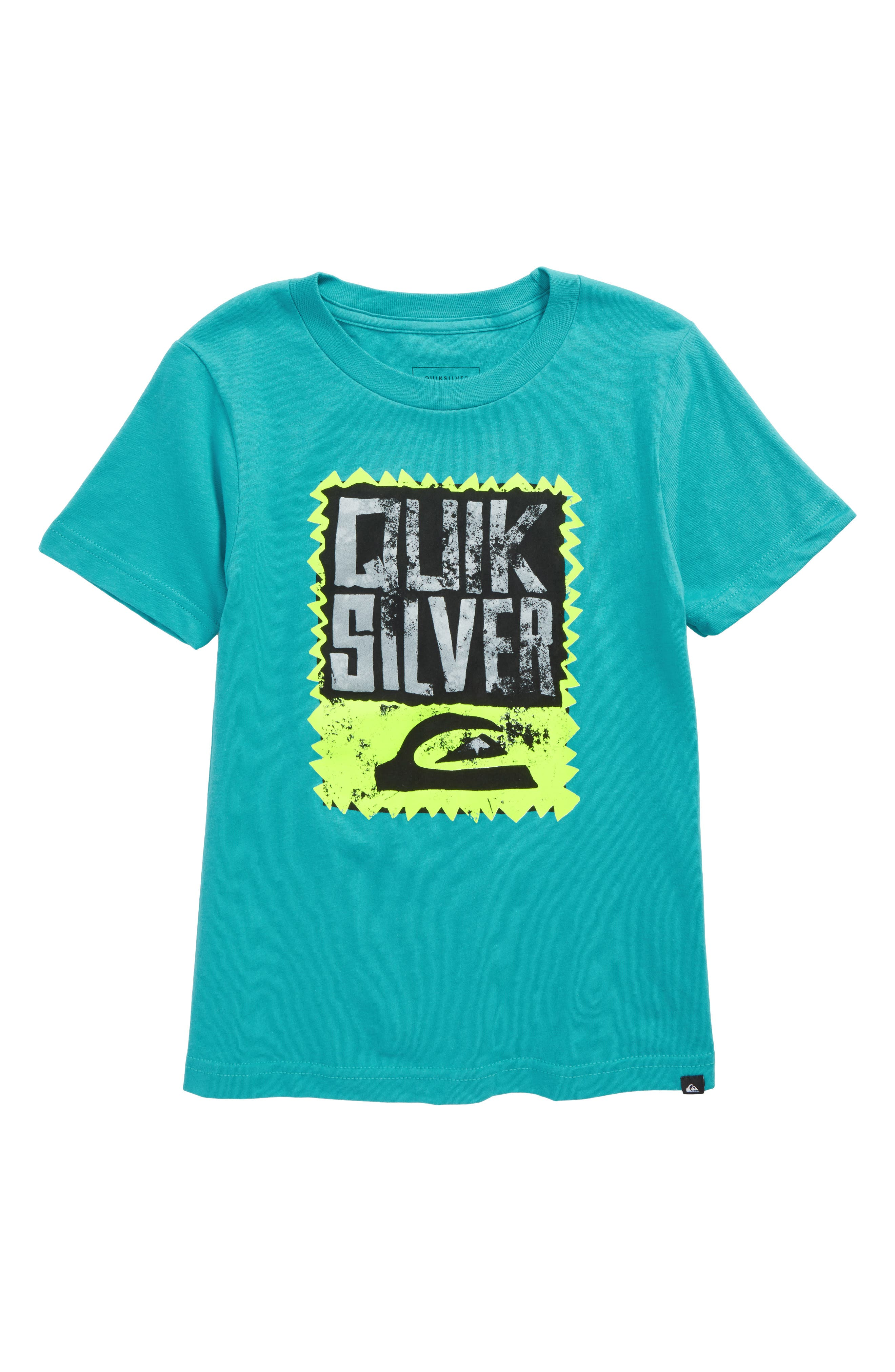 Quiksilver Awaken The Vibe Graphic T-Shirt (Toddler Boys & Little Boys)